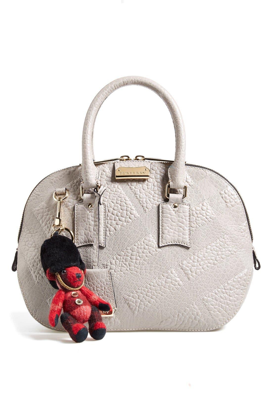 Alternate Image 2  - Burberry 'Thomas Bear' Bag Charm