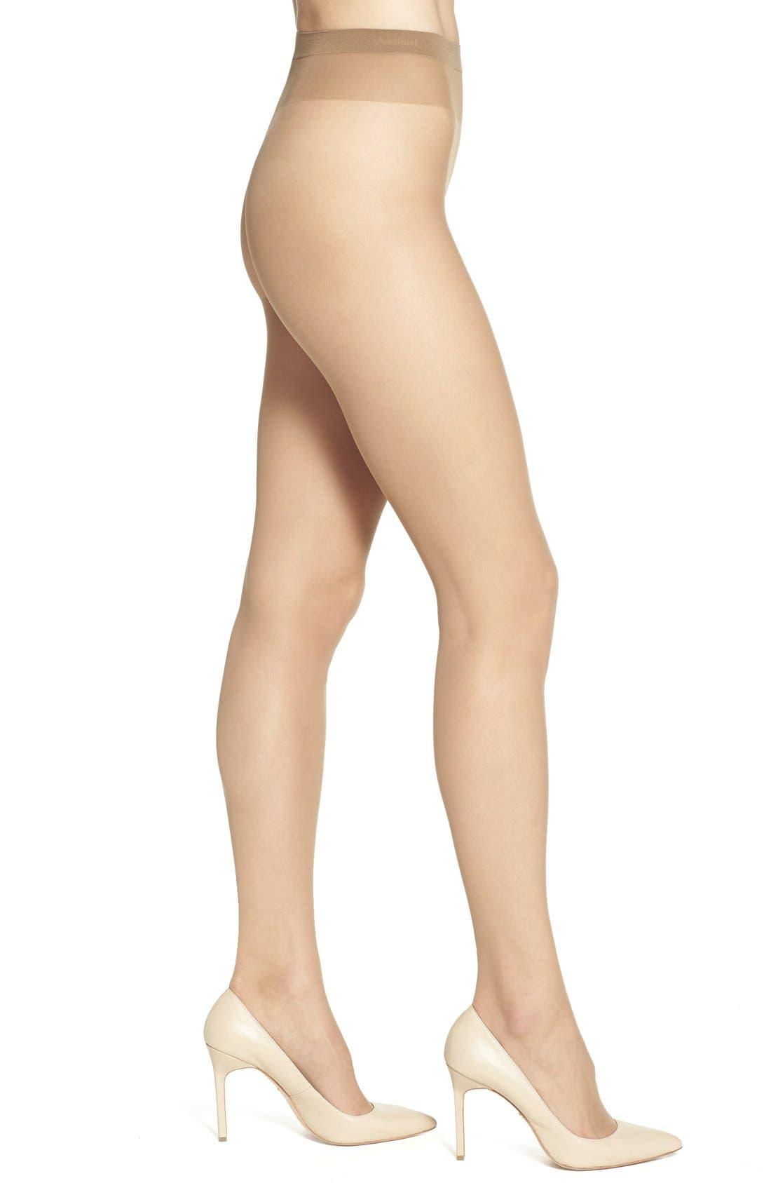 'Individual 10' Pantyhose,                         Main,                         color, Caramel