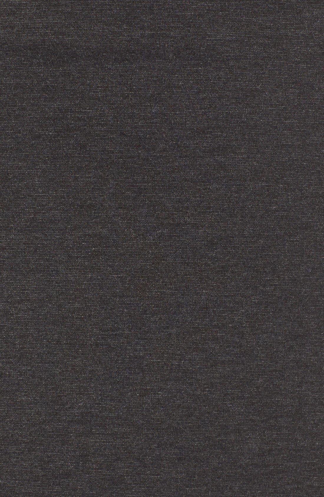 Alternate Image 5  - Vince Camuto Ponte Midi Skirt (Regular & Petite)