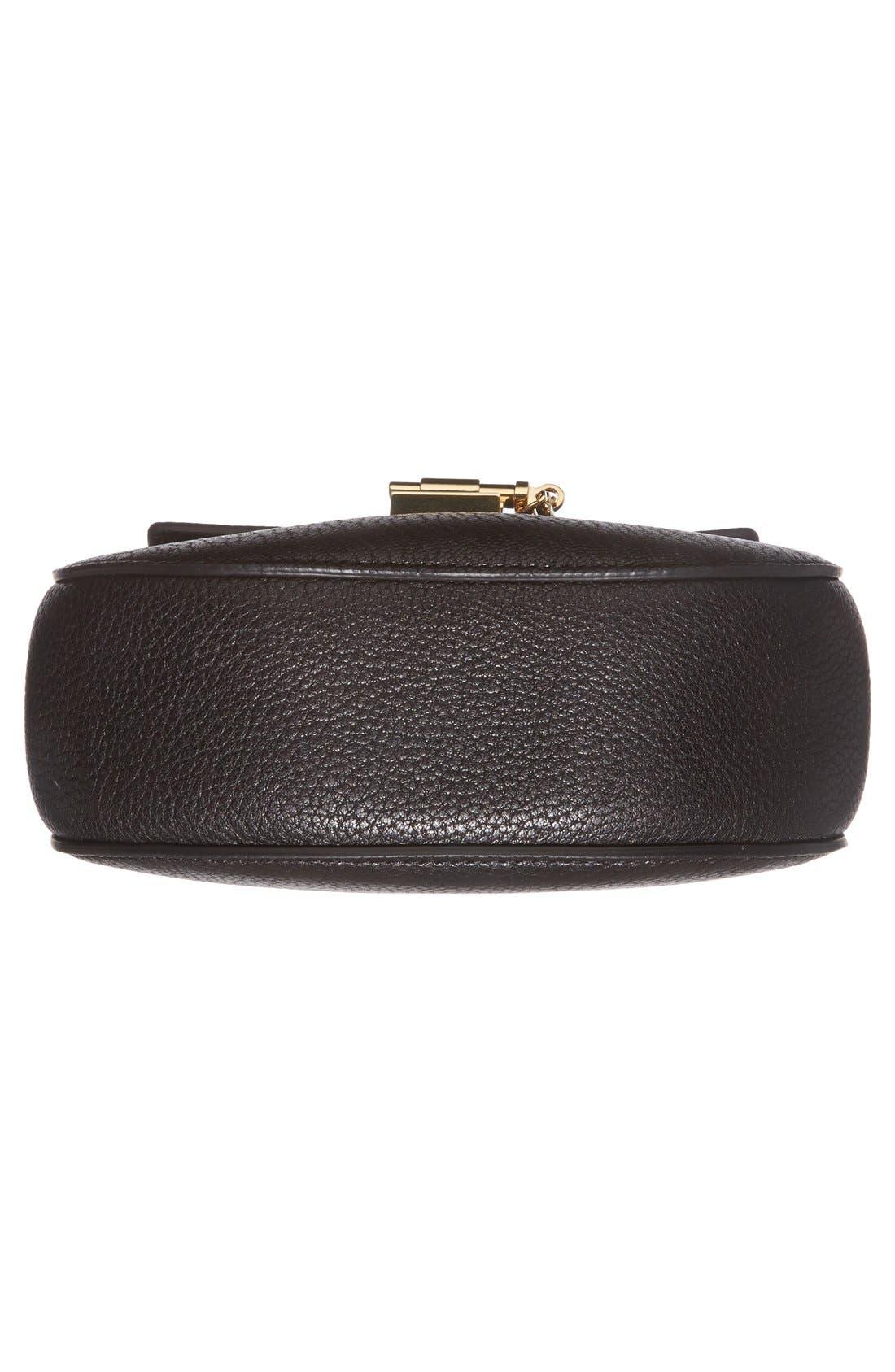 Alternate Image 6  - Chloé 'Mini Drew' Leather Shoulder Bag