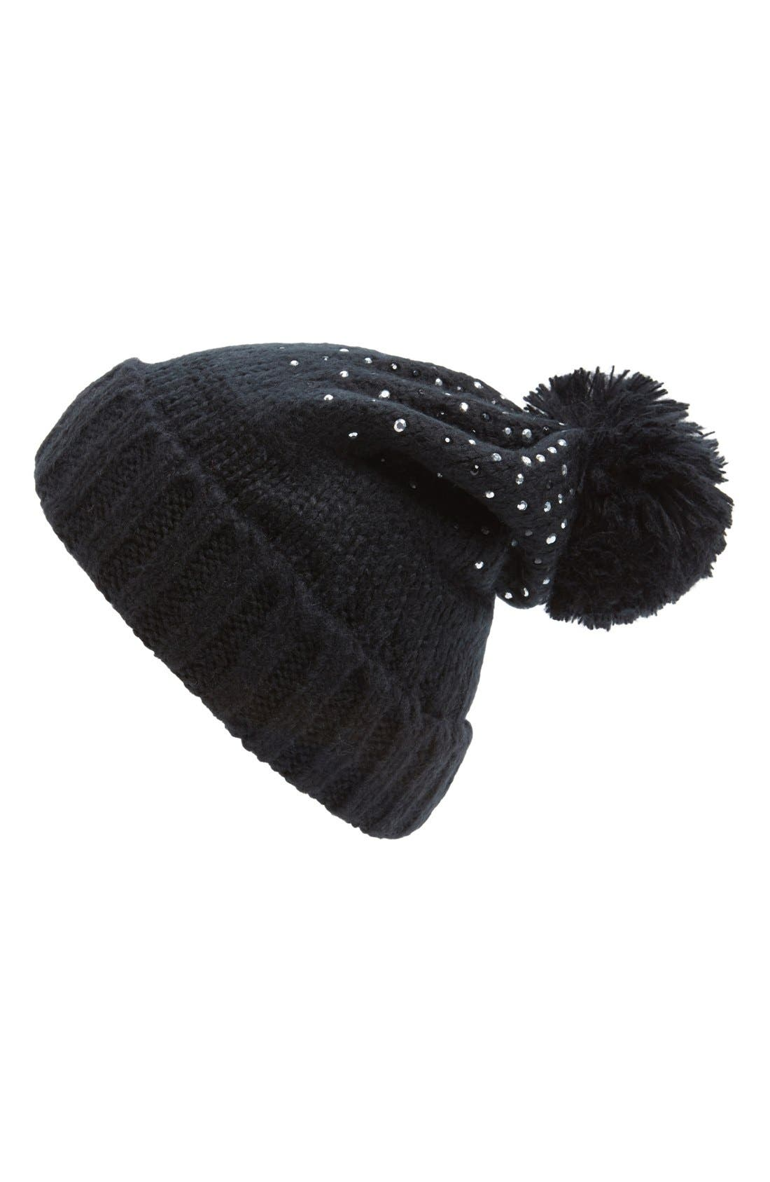 Alternate Image 1 Selected - Collection XIIX Knit Pompom Beanie
