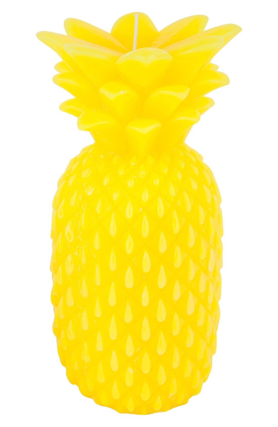 Alternate Image 1 Selected - Sunnylife Pineapple Candle