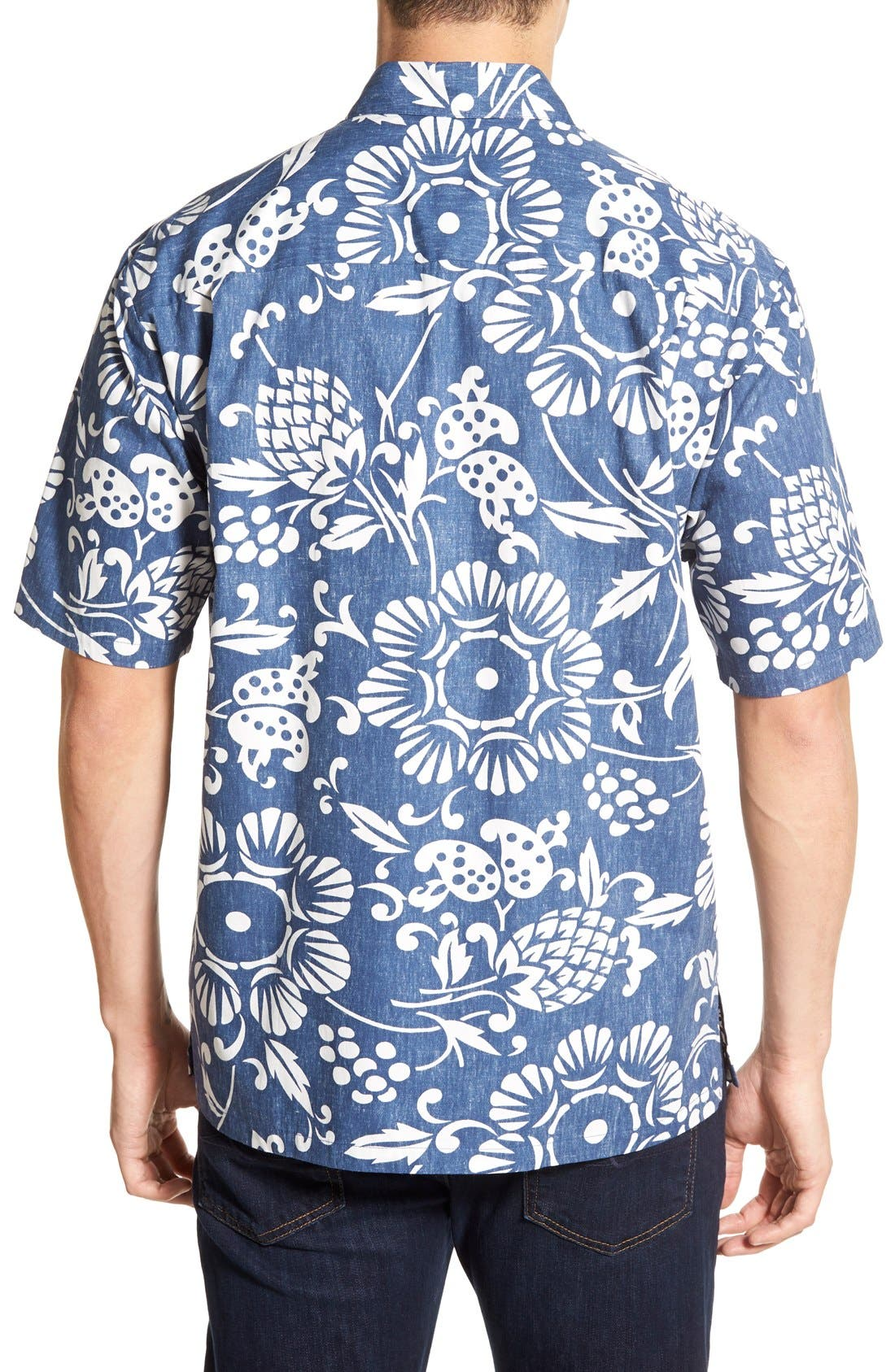 Alternate Image 2  - KAHALA 'Dukes Par' Regular Fit Sport Shirt