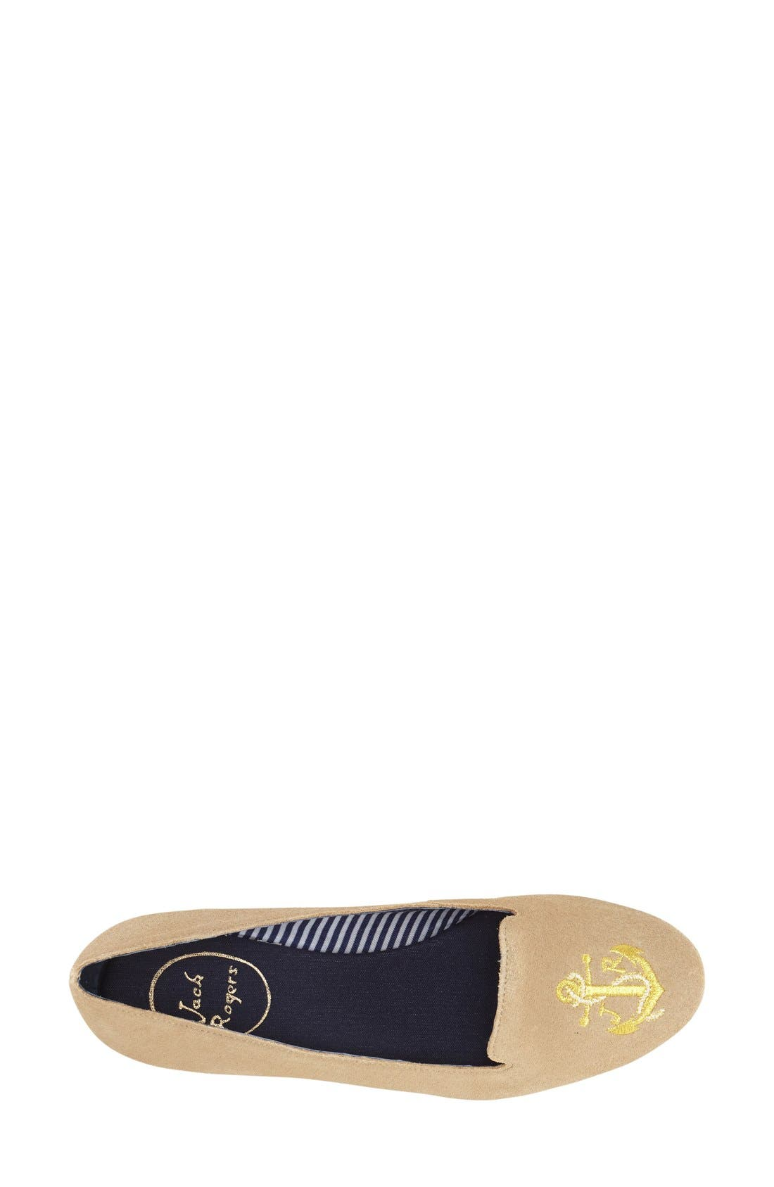 Alternate Image 3  - Jack Rogers 'Reese' Loafer (Women)