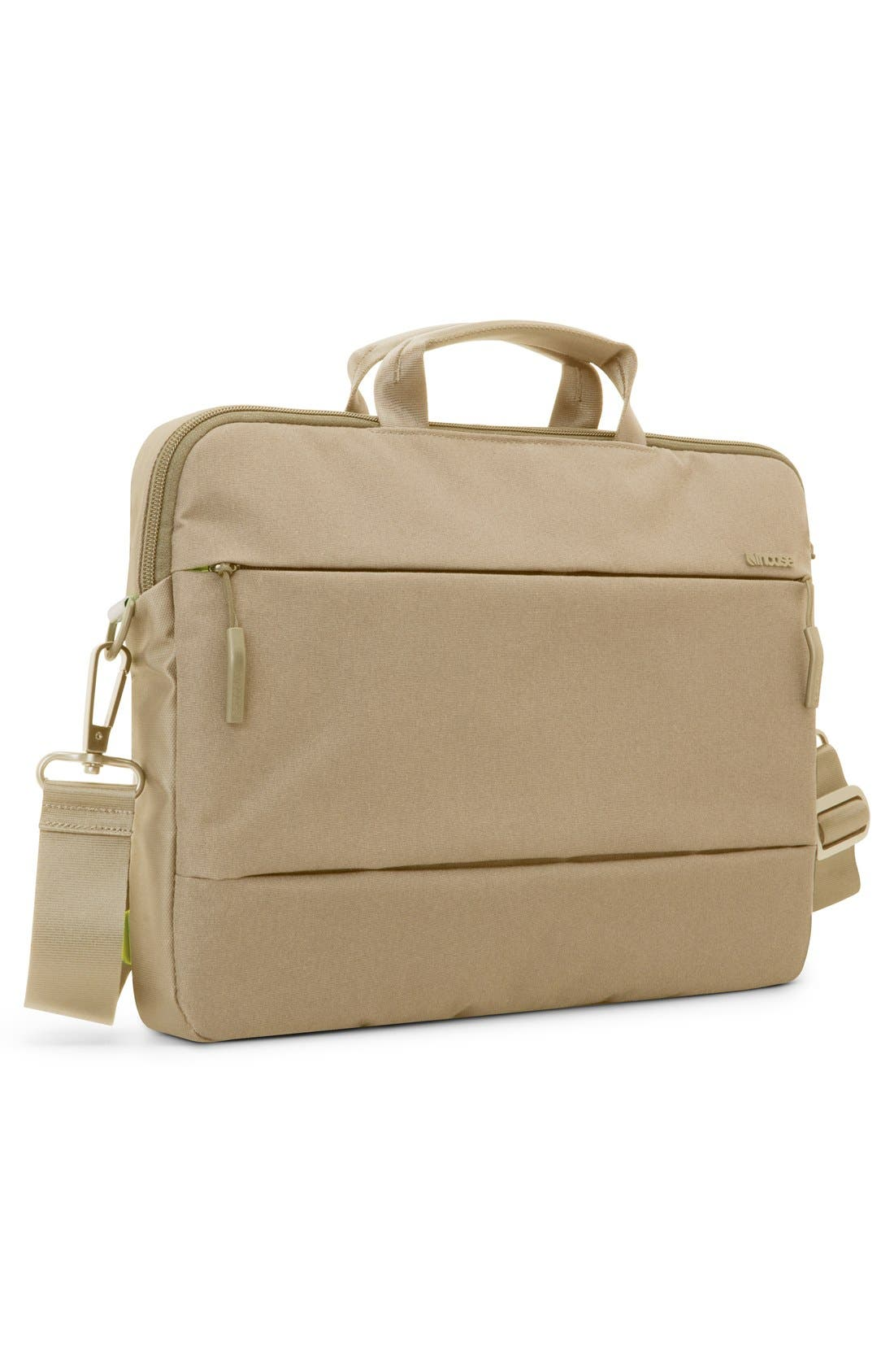 City Collection 15-Inch Briefcase,                             Alternate thumbnail 6, color,                             Dark Khaki