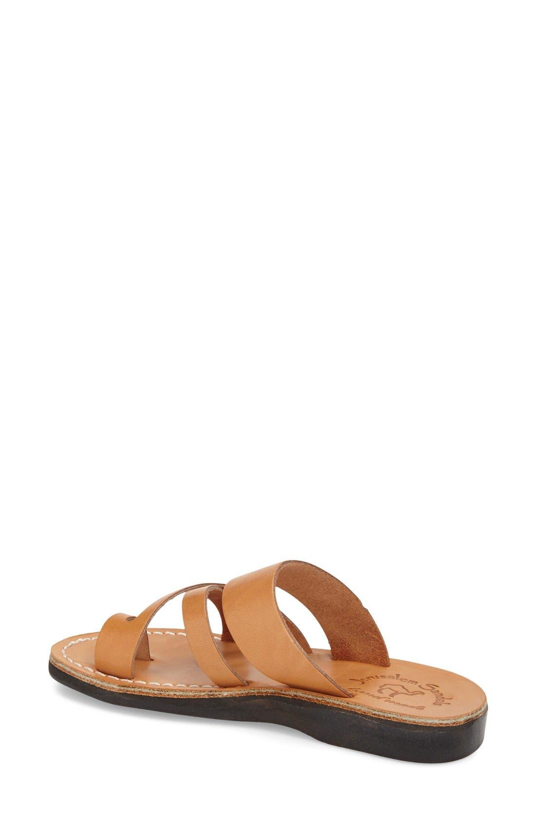 Alternate Image 2  - Jerusalem Sandals 'The Good Shepard' Leather Sandal (Women)