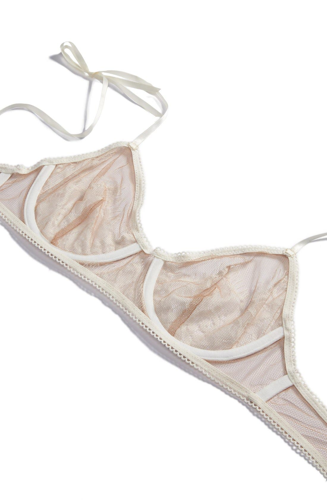 Alternate Image 5  - For Love & Lemons 'Charlot' Underwire Bra