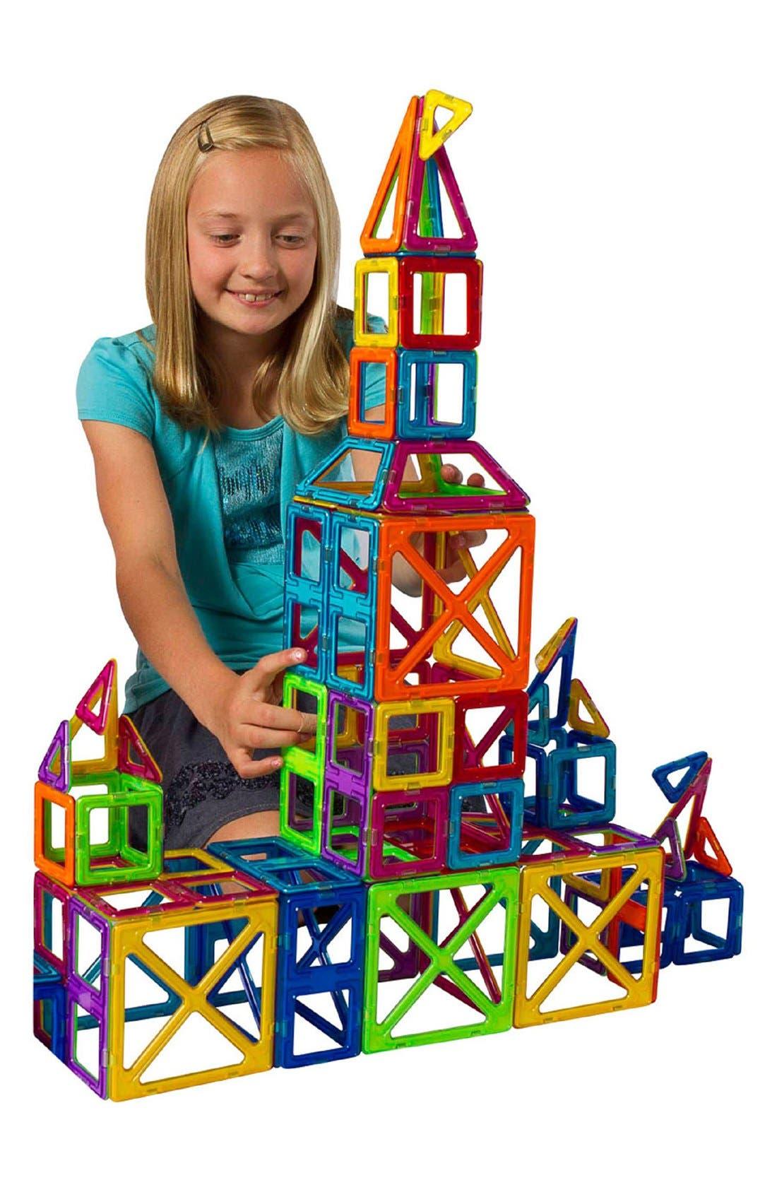 'Landmark' Magnetic 3D Construction Set,                             Alternate thumbnail 2, color,                             Multi