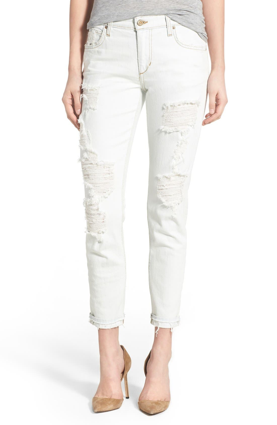 Alternate Image 1 Selected - Joe's 'Collector's - Billie' Ankle Slim Boyfriend Jeans (Cori)