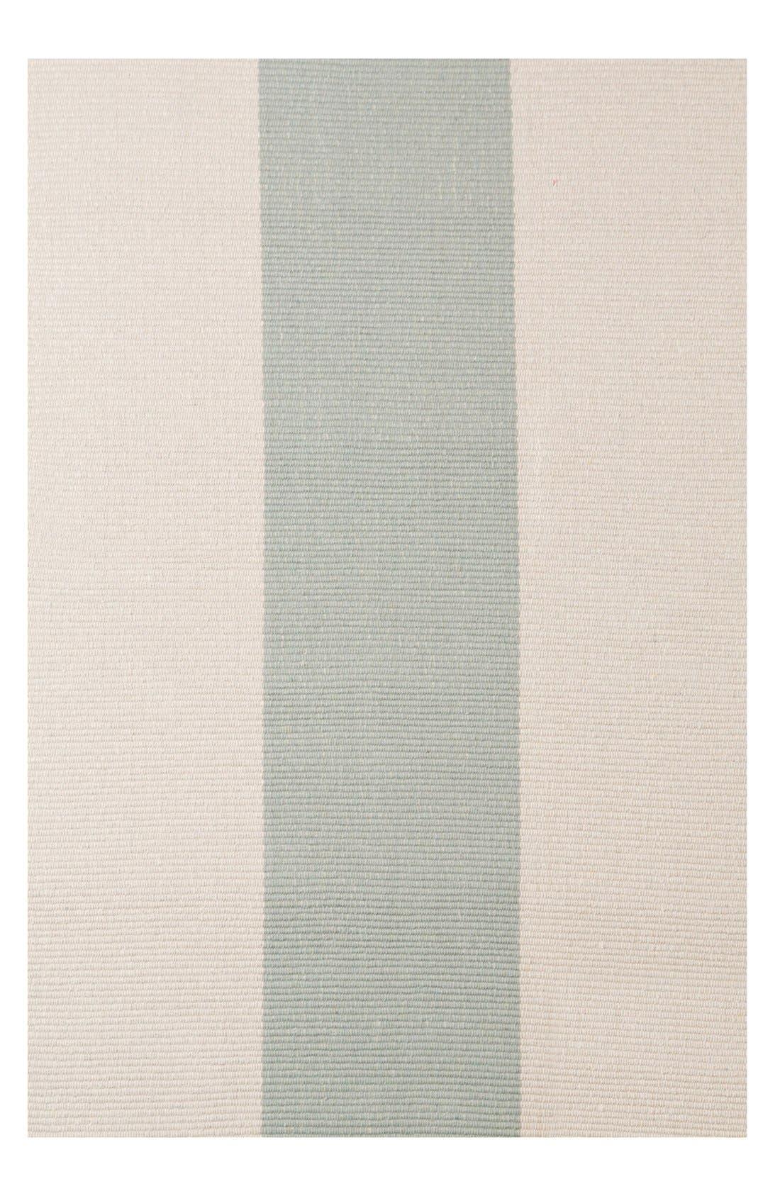 'Yacht' Stripe Rug,                         Main,                         color, Ocean