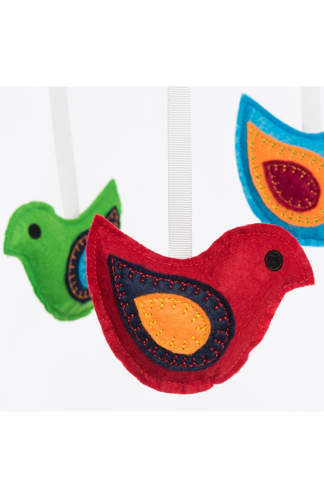 Alternate Image 2  - Halo Innovations 'Whimsical Birds' Mobile (Baby)