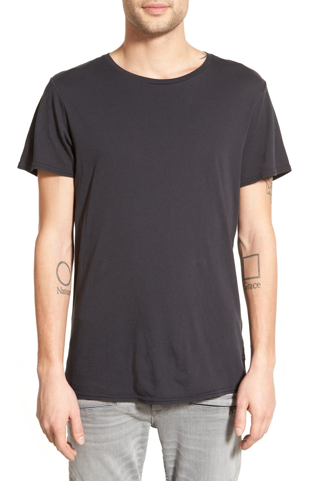 Alternate Image 1 Selected - TAVIK 'Dirt' Crewneck T-Shirt