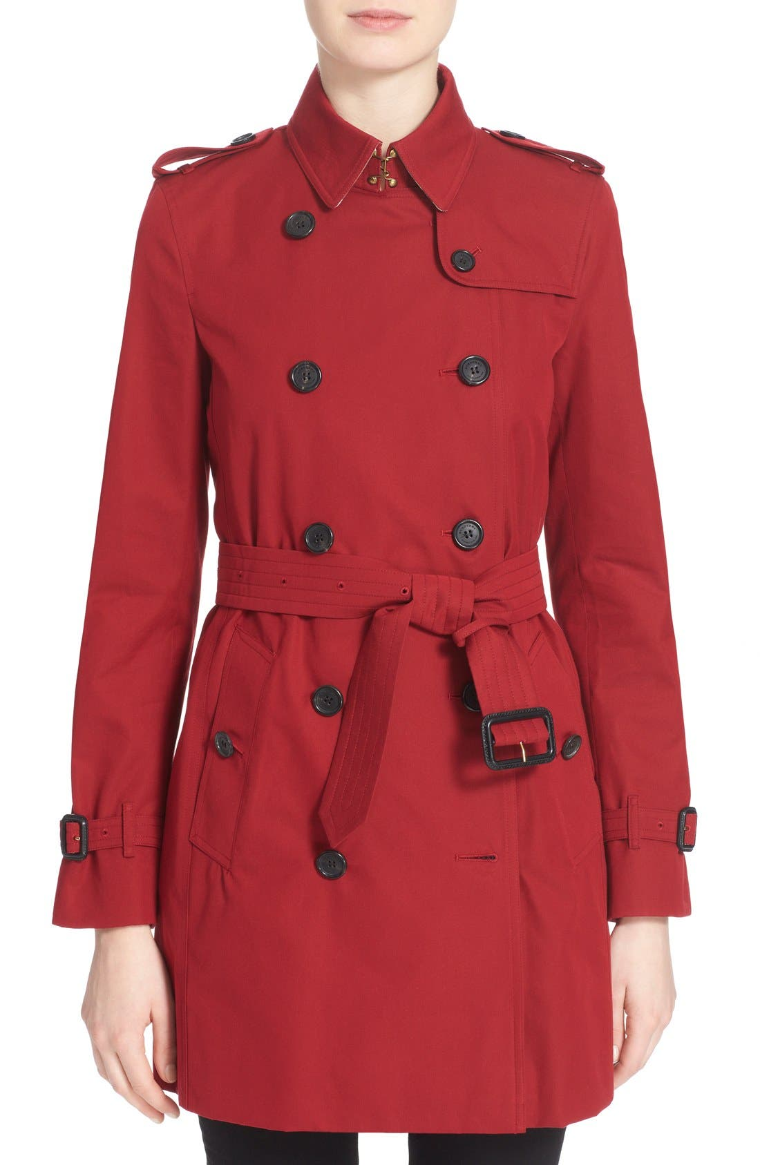 Red Trench Coats for Women | Nordstrom | Nordstrom