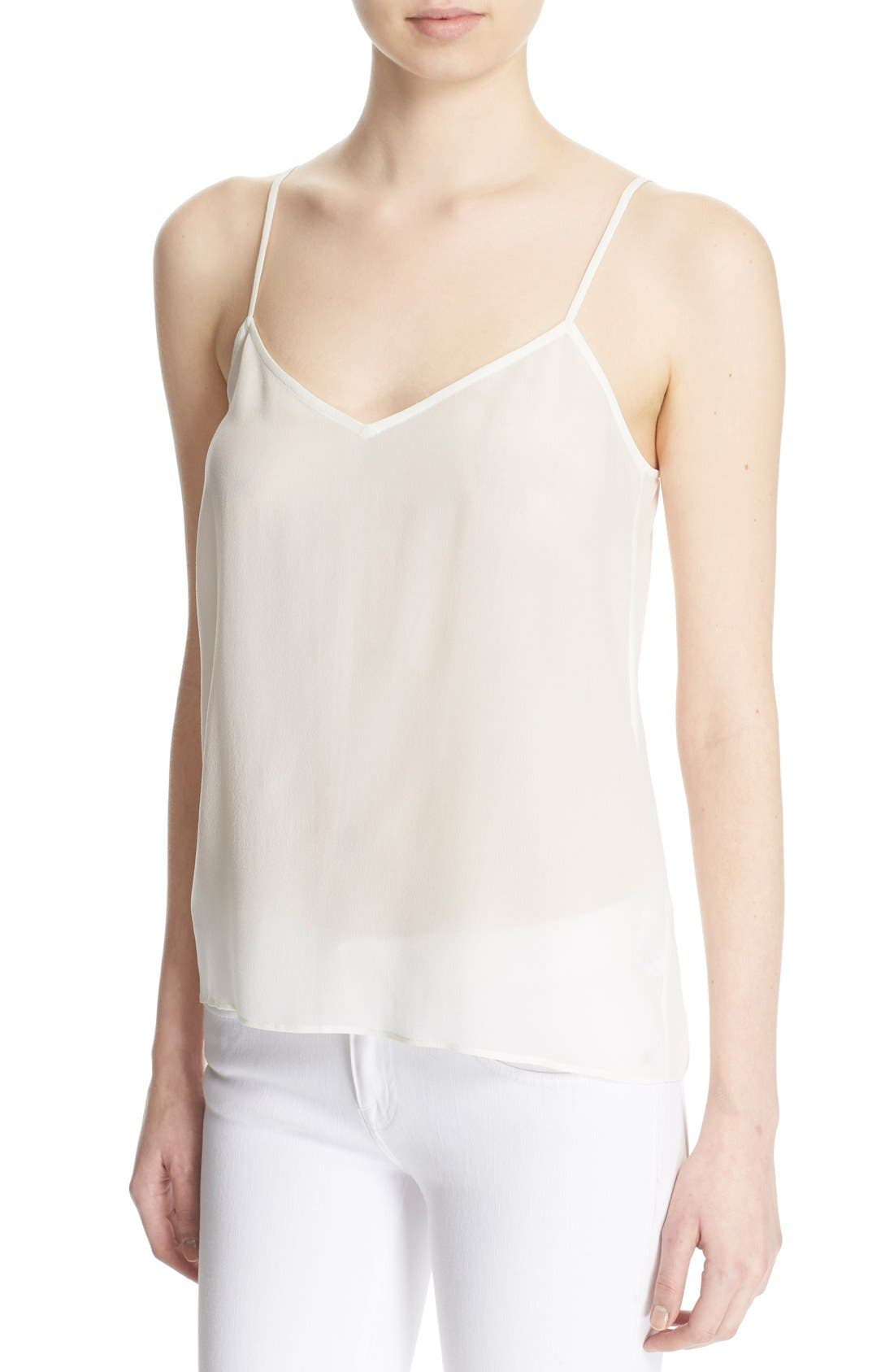 Alternate Image 4  - Joie Silk Camisole