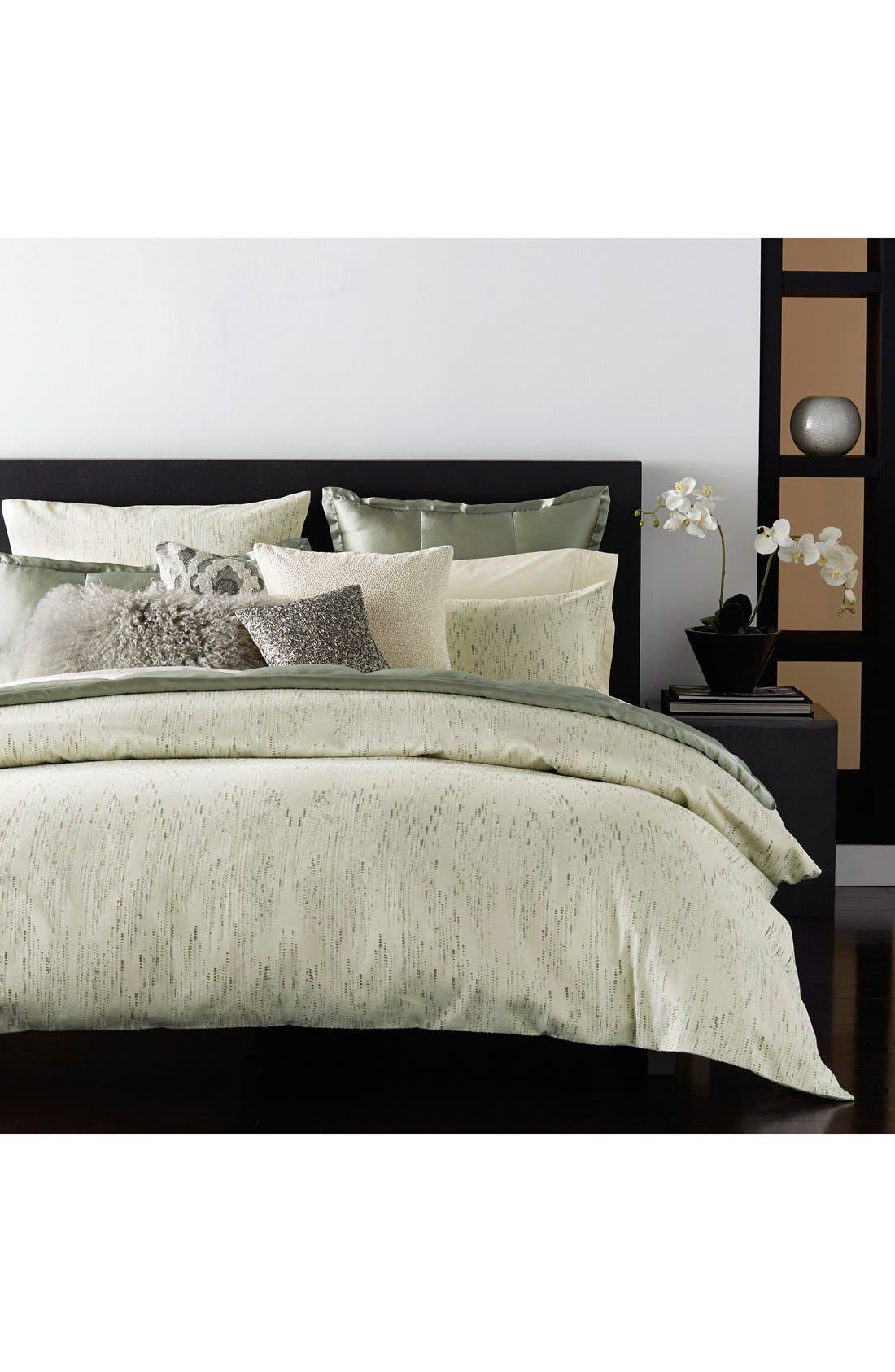 Alternate Image 1 Selected - Donna Karan Collection 'Exhale' Duvet Cover