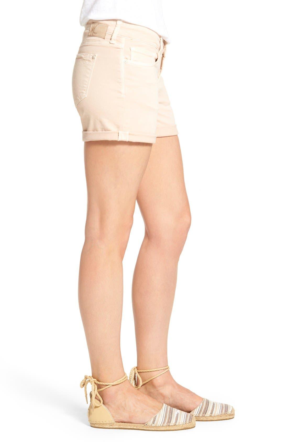 Alternate Image 3  - Mavi Jeans 'Vanna' Stretch Twill Five-Pocket Shorts