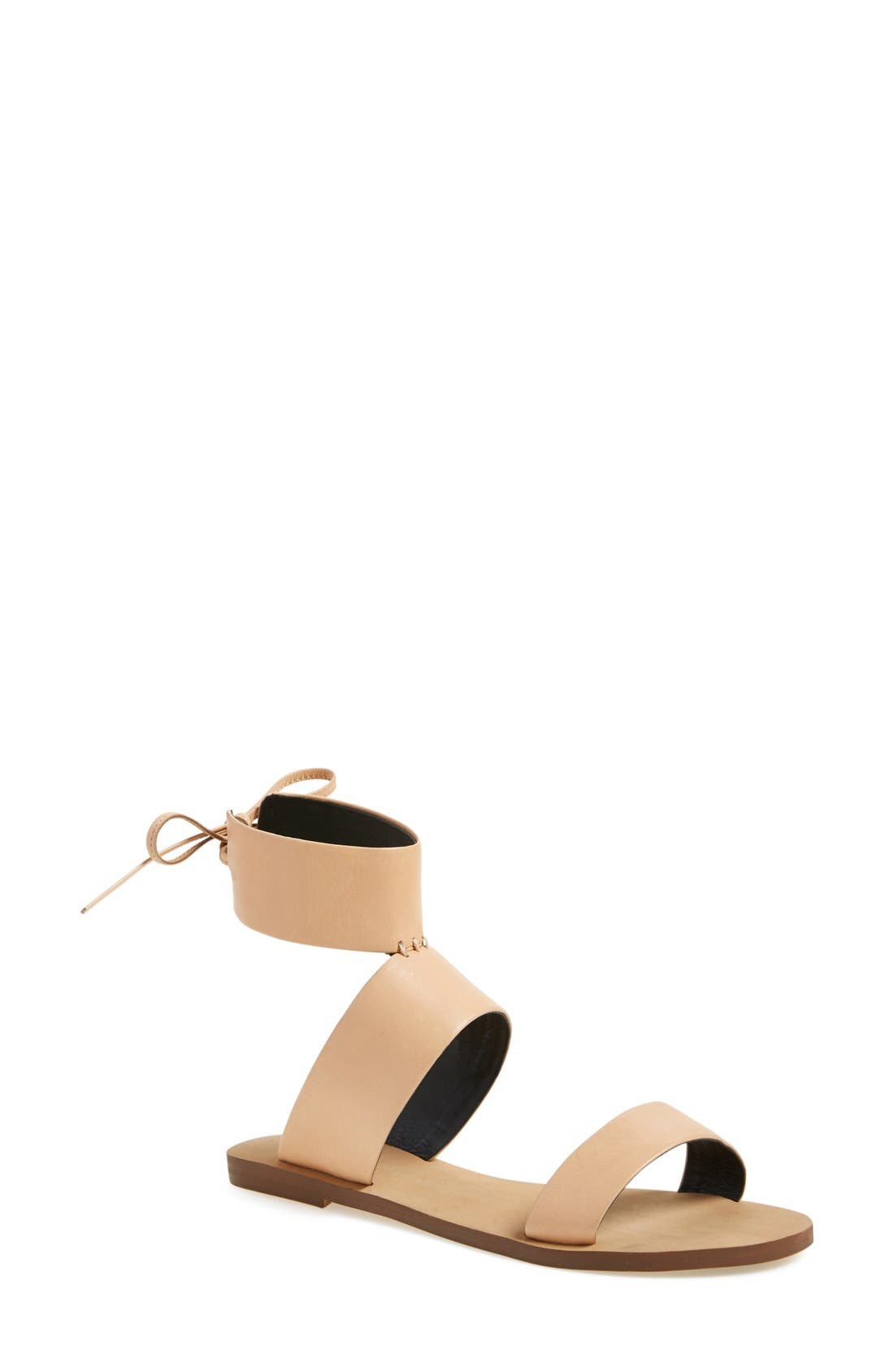 Alternate Image 1 Selected - Rebecca Minkoff 'Emma' Ankle Cuff Sandal (Women)