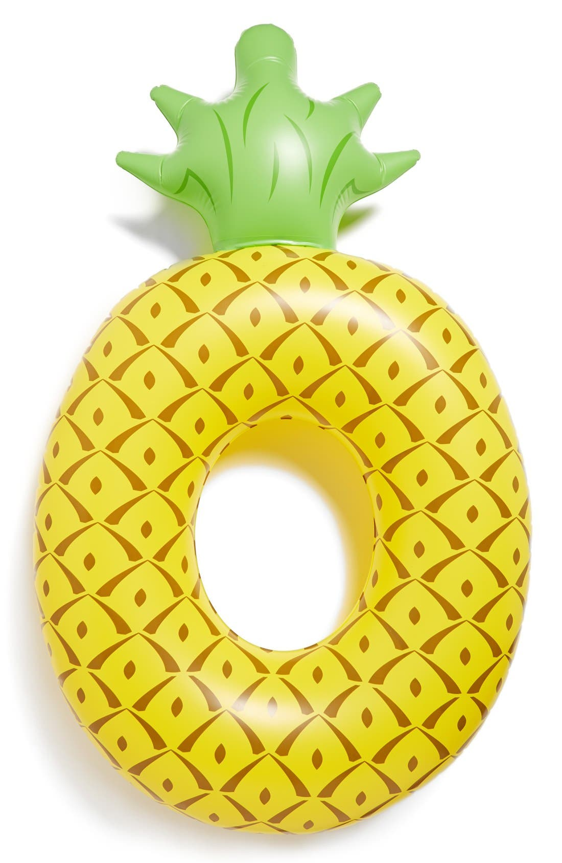 Large Pineapple Pool Float,                         Main,                         color, Multi Yellow