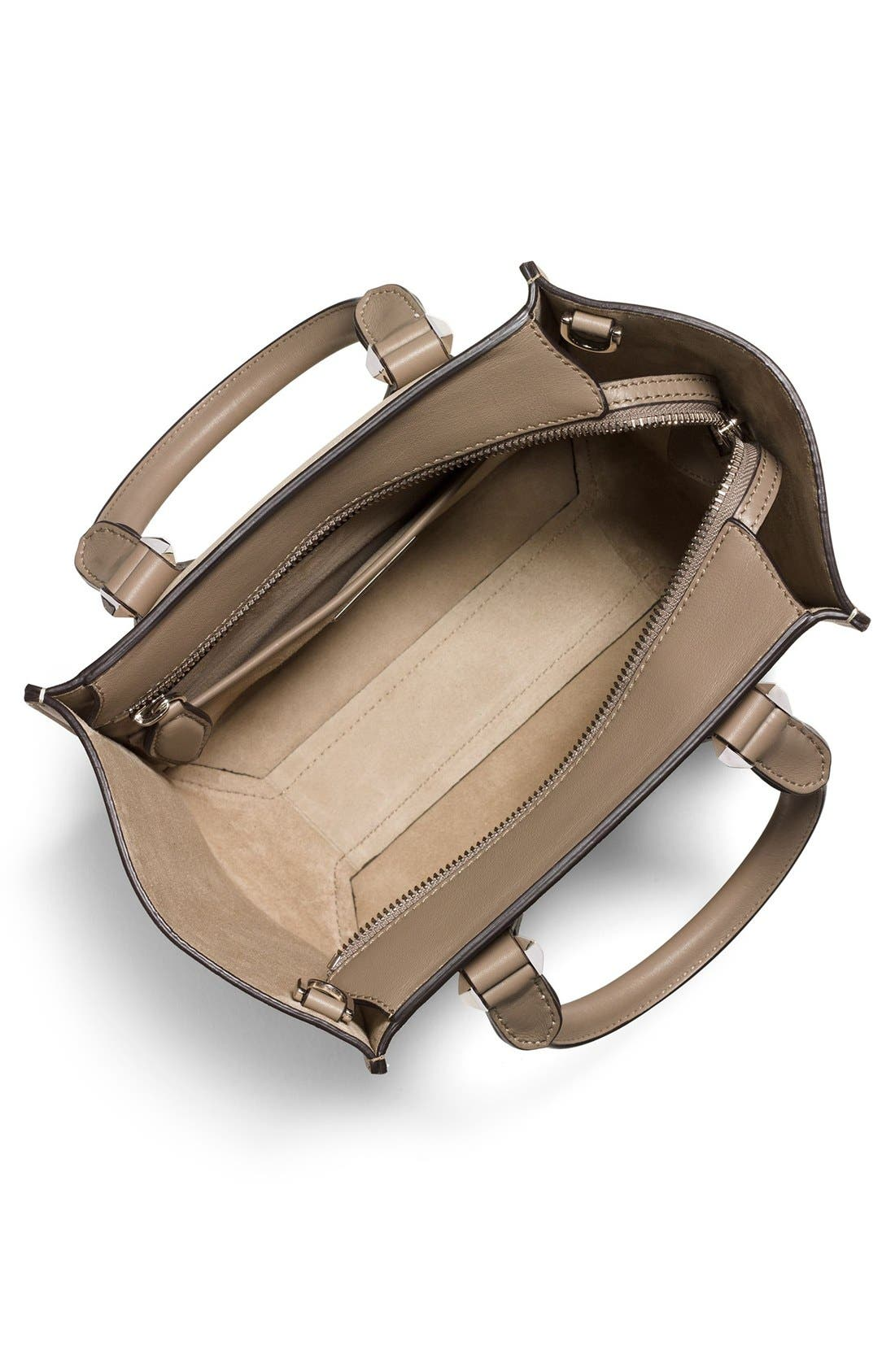 Alternate Image 4  - Michael Kors 'Small Gracie' Leather Tote