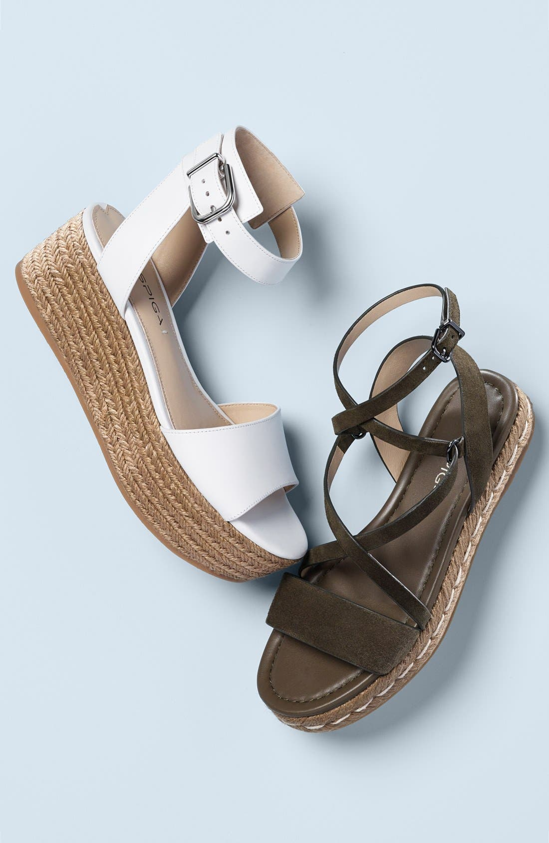 Alternate Image 9  - Via Spiga 'Nemy' Platform Sandal (Women)