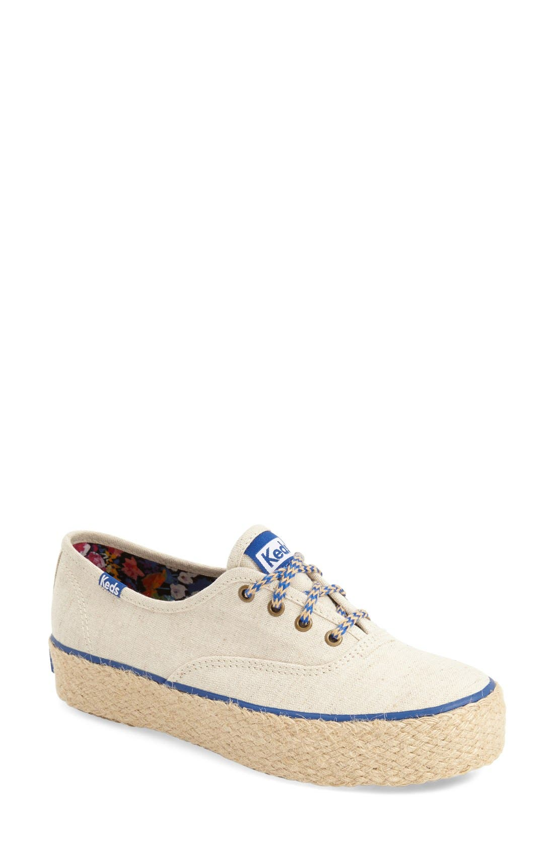Keds? Triple Liberty' Espadrille Sneaker (Women)