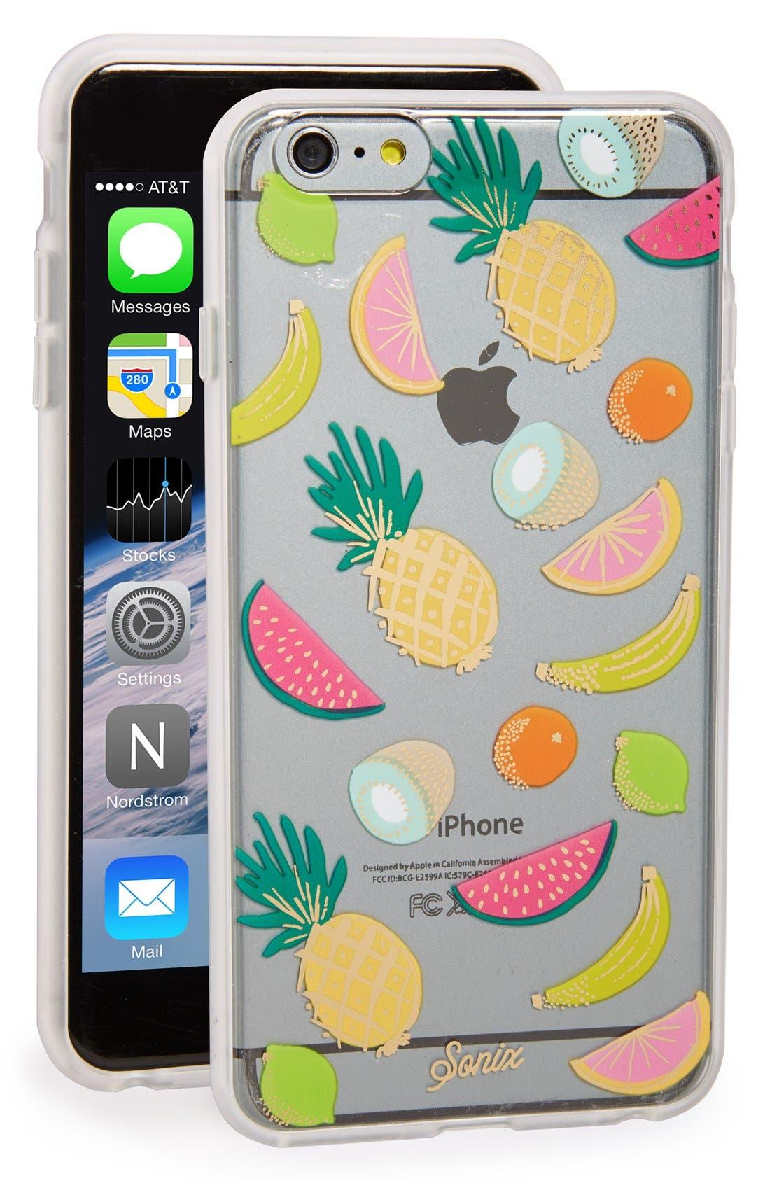 Alternate Image 1 Selected - Sonix 'Tropicana' iPhone 6 Plus & 6s Plus Case