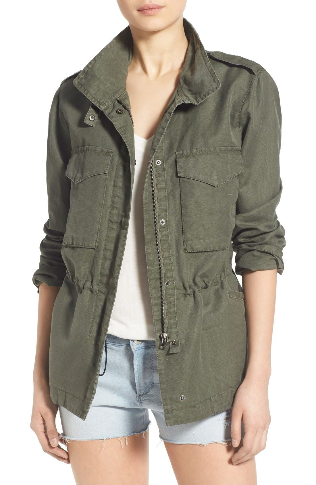 Main Image - Thread & Supply 'Outsider' Field Jacket