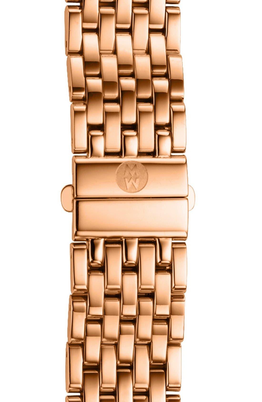 MICHELE Deco 16 16mm Bracelet Watchband