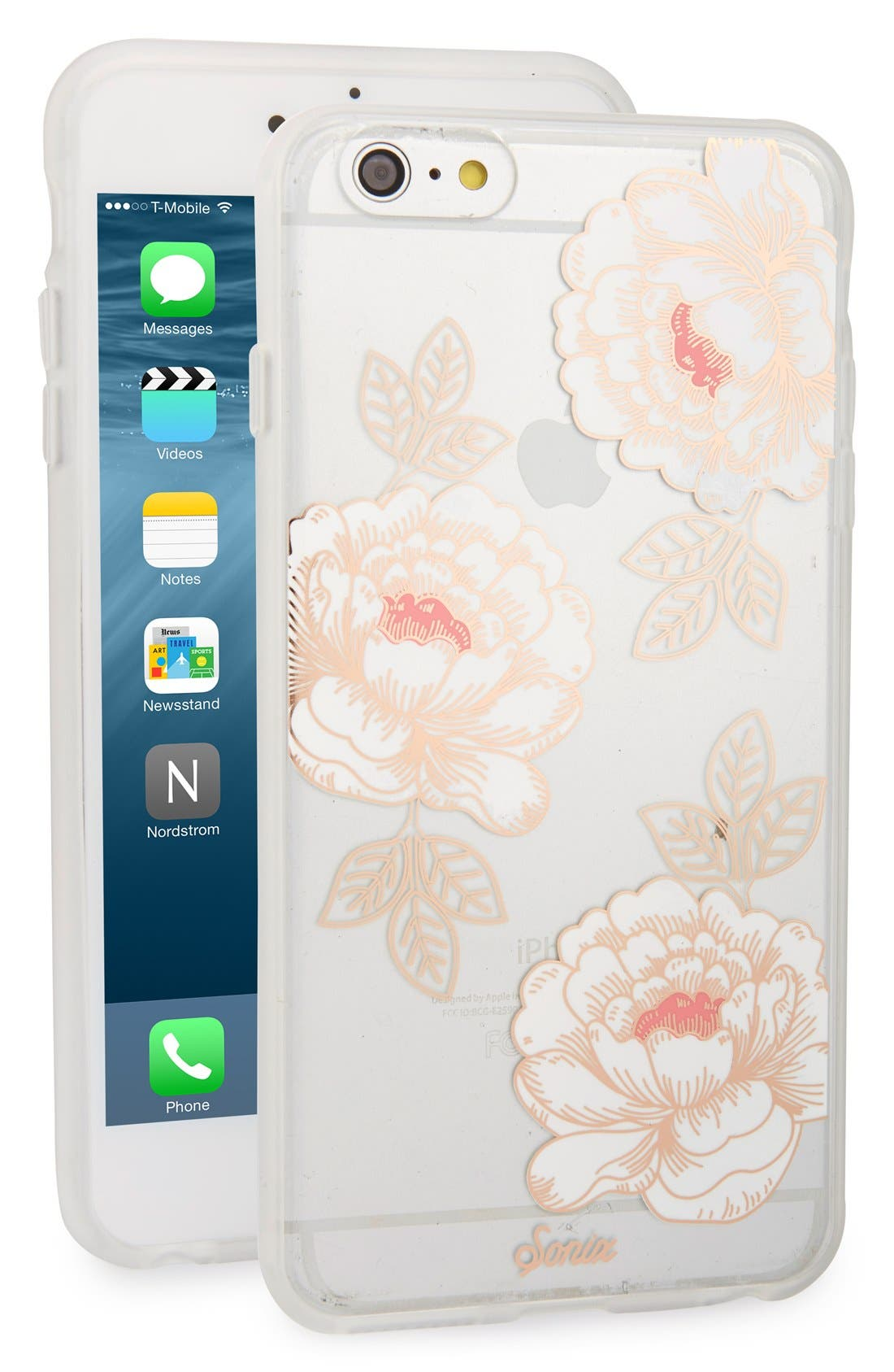 Alternate Image 1 Selected - Sonix Ruby Rose iPhone 6 Plus/6s Plus Case
