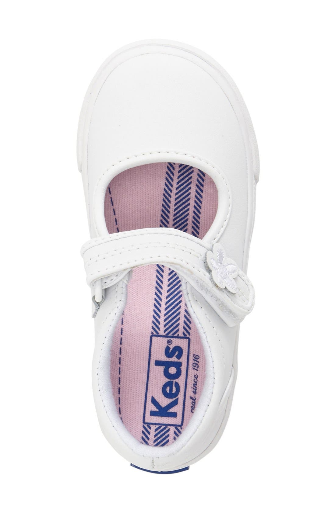 Alternate Image 3  - Keds® Mary Jane (Baby, Walker & Toddler)