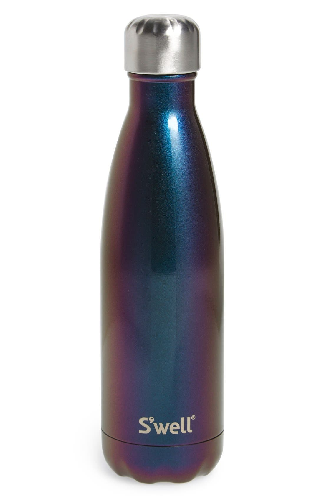 'Galaxy Collection - Supernova' Stainless Steel Water Bottle,                         Main,                         color, Supernova