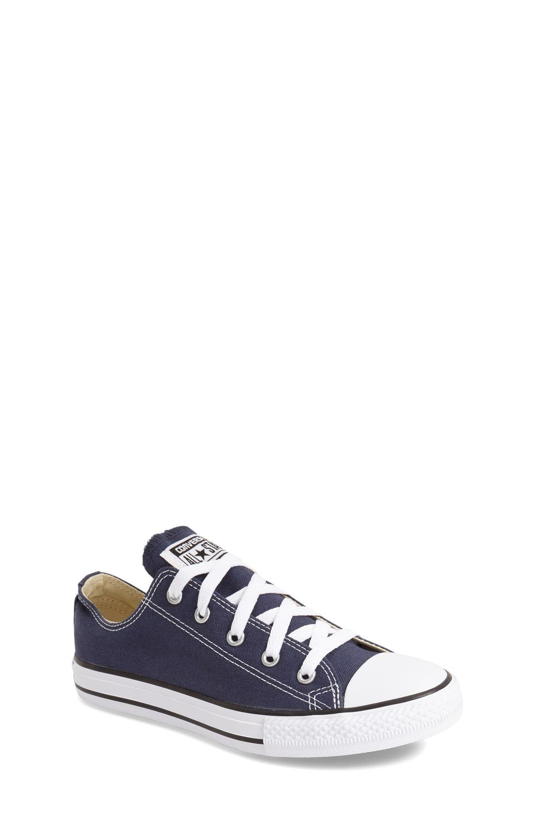 Main Image - Converse Chuck Taylor® Sneaker (Toddler, Little Kid & Big Kid)