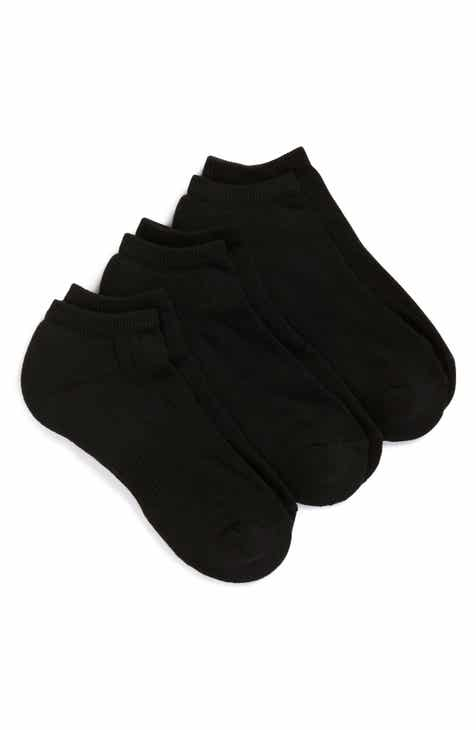45c1757f5491 Nordstrom Men's Shop 3-Pack No-Show Athletic Socks