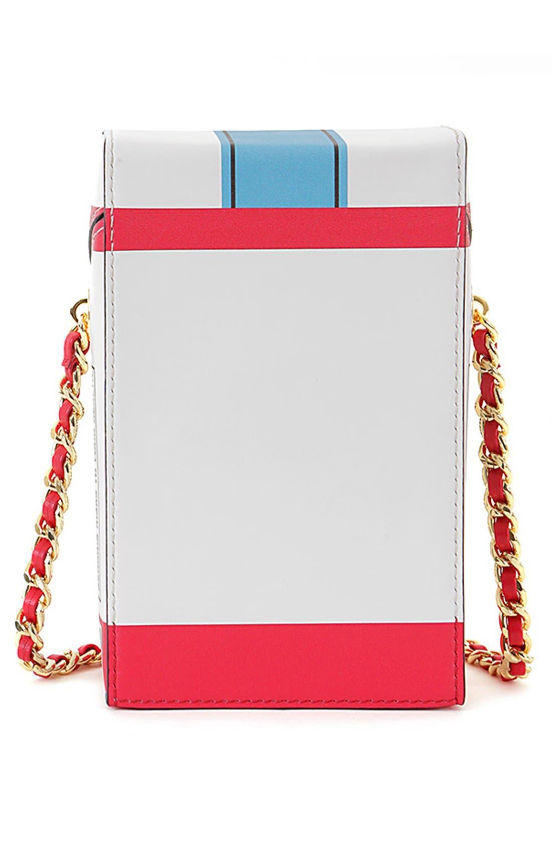 Alternate Image 3  - Moschino 'Fashion Kills' Crossbody Bag