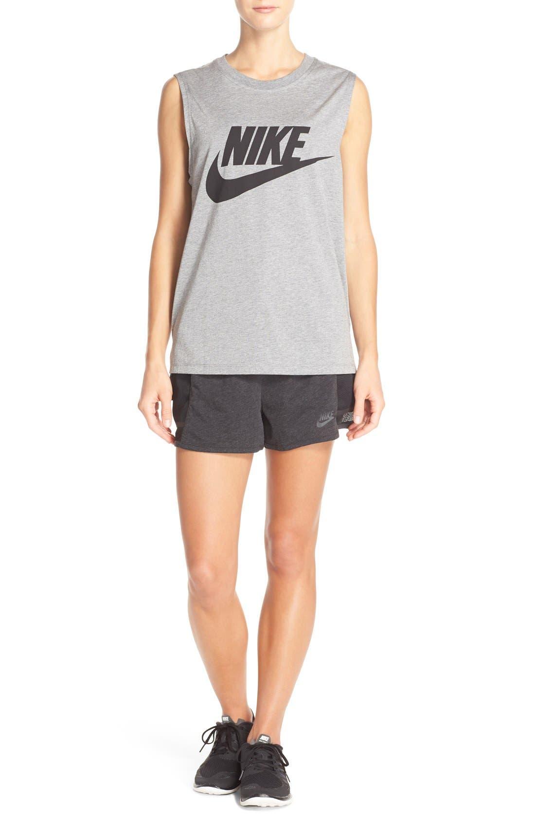 Alternate Image 6  - Nike 'Signal' Muscle Tank