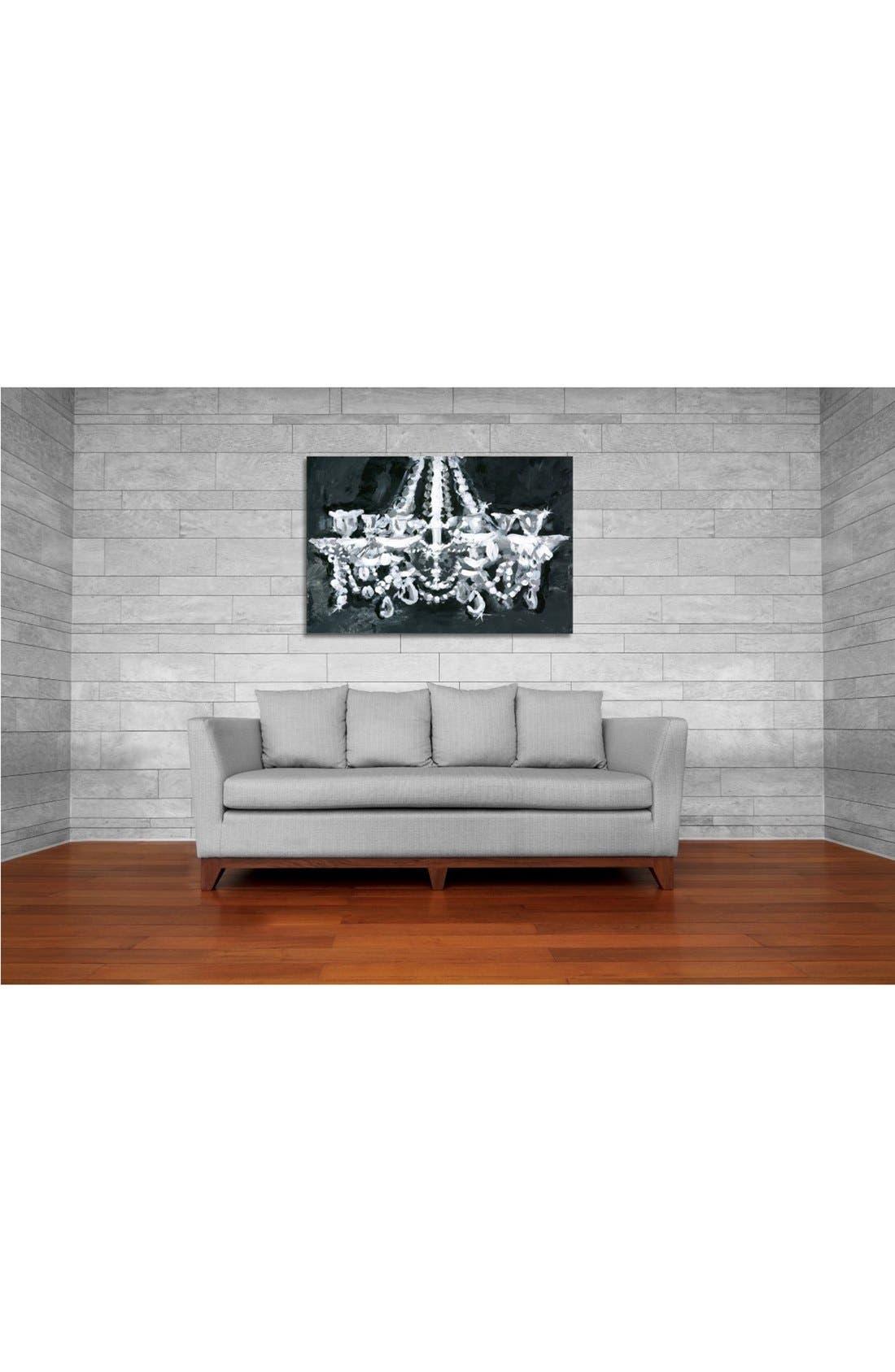 Alternate Image 2  - Oliver Gal 'Candelabra' Wall Art