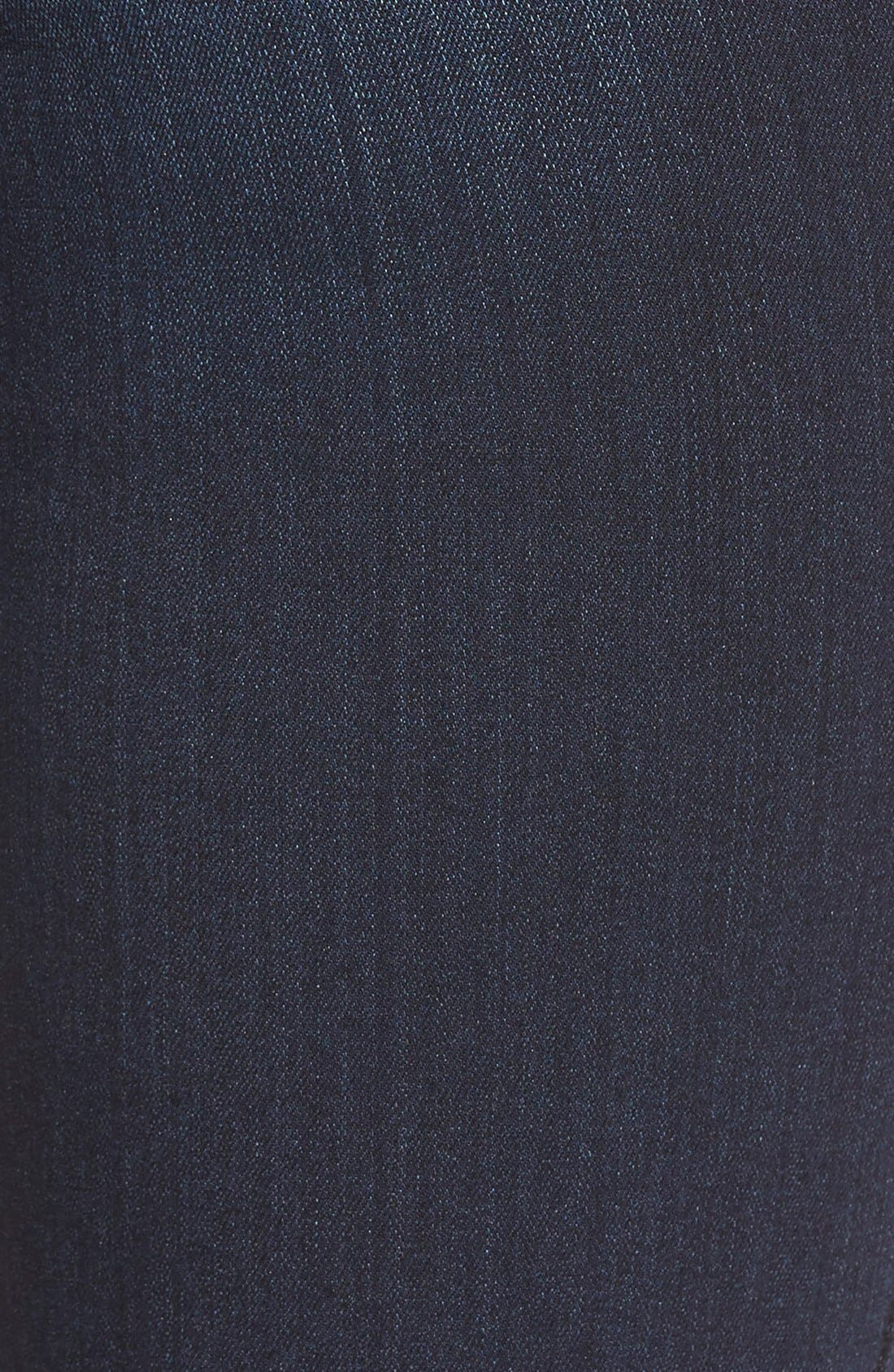 Alternate Image 5  - PAIGE 'Skyline' Skinny Jeans (Everdeen) (Nordstrom Exclusive)