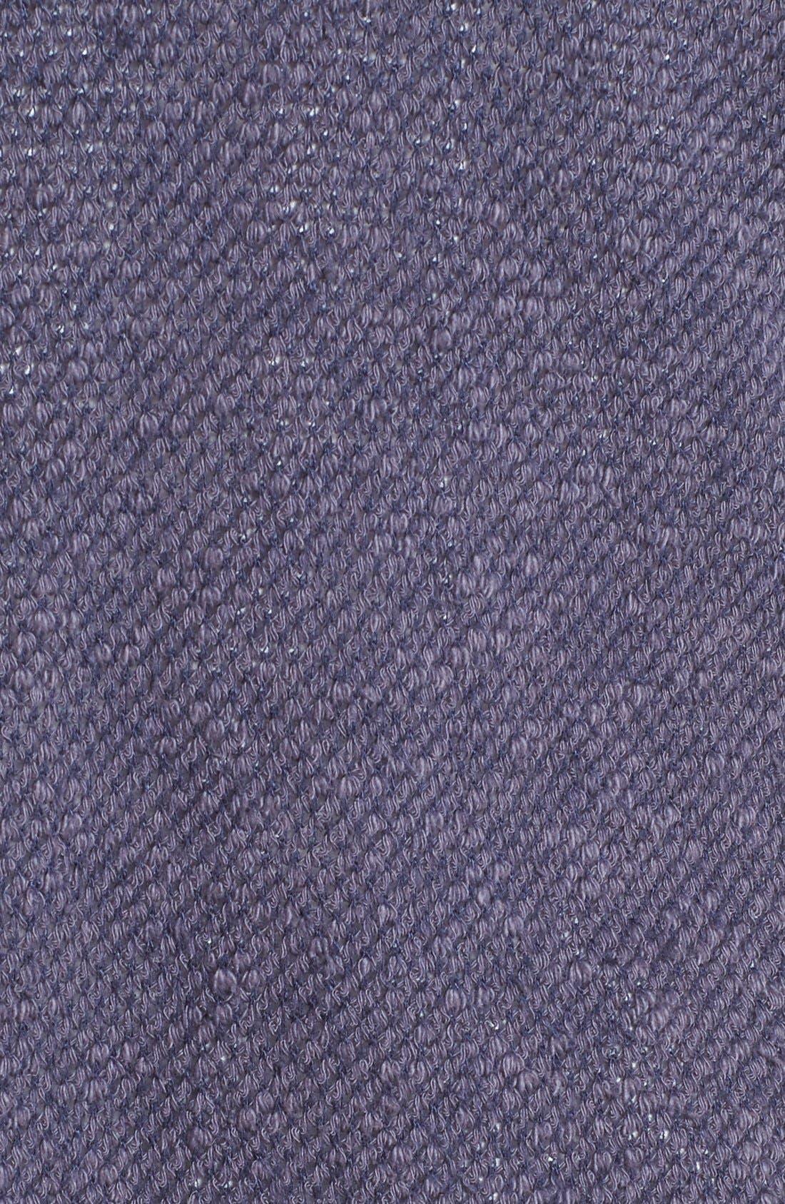 Alternate Image 5  - Velvet by Graham & Spencer Hooded Drape Front Cardigan