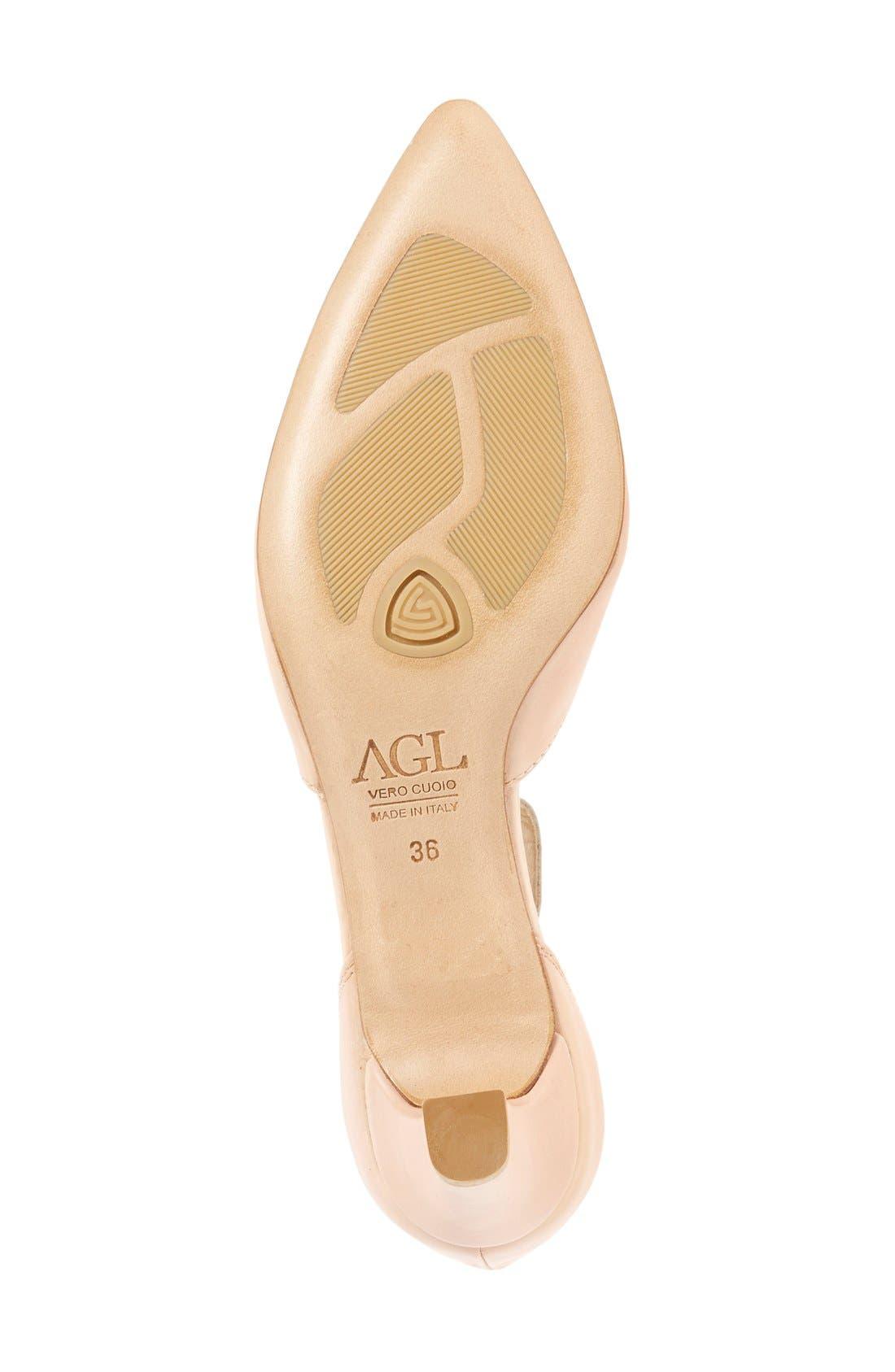 Alternate Image 4  - AGL 'Claire' Ankle-Strap Pump (Women)