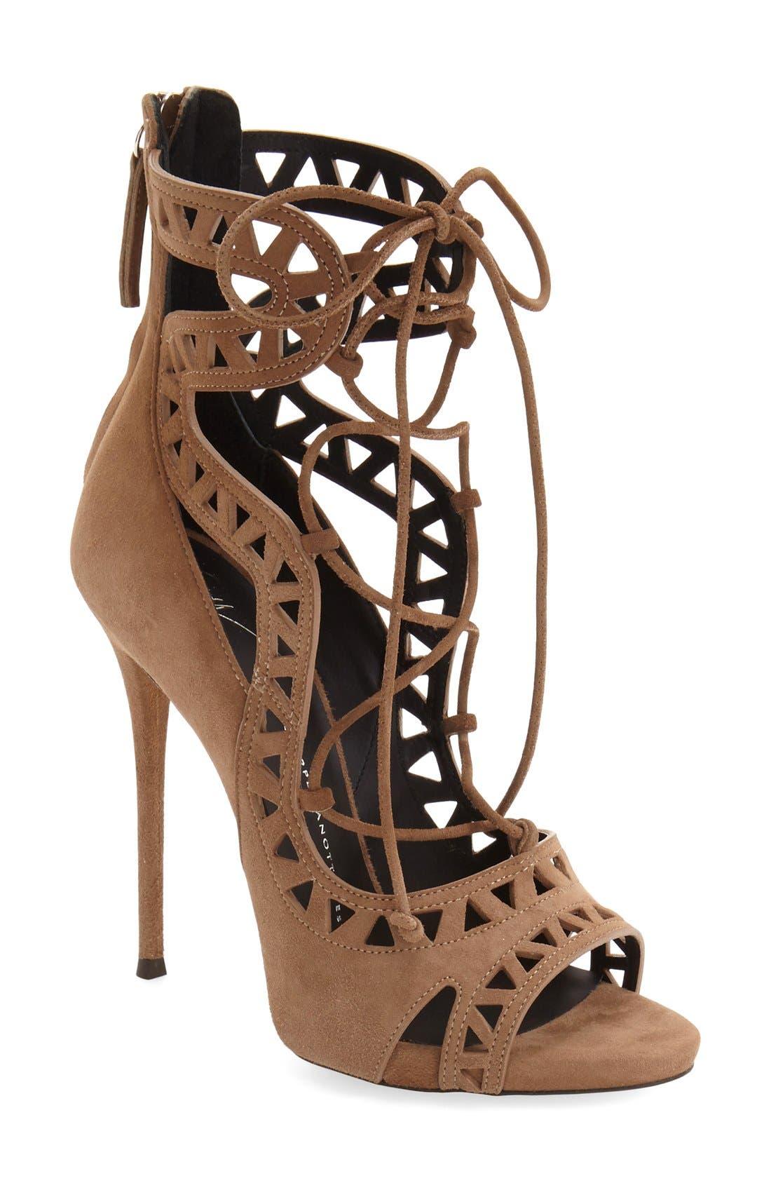 Main Image - Giuseppe Zanotti 'Coline' Sandal (Women)