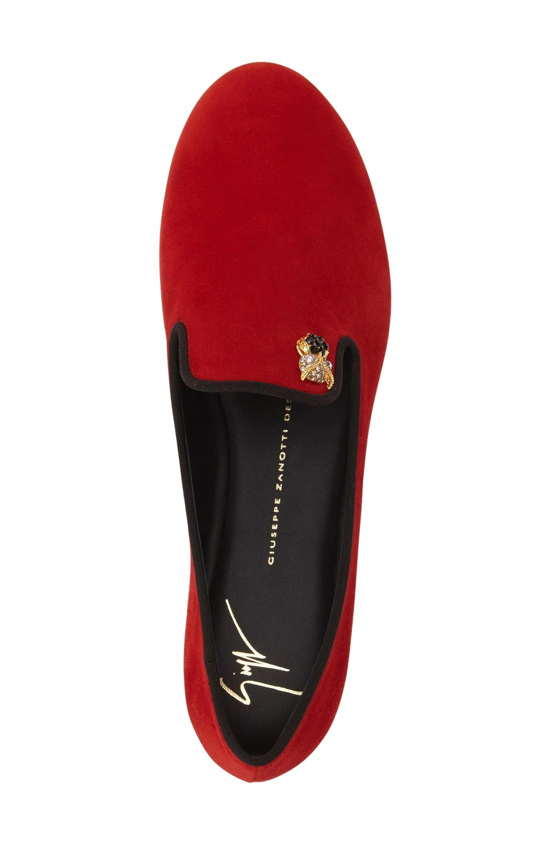 Alternate Image 3  - Giuseppe Zanotti 'Dalila' Loafer (Women) (Nordstrom Exclusive)
