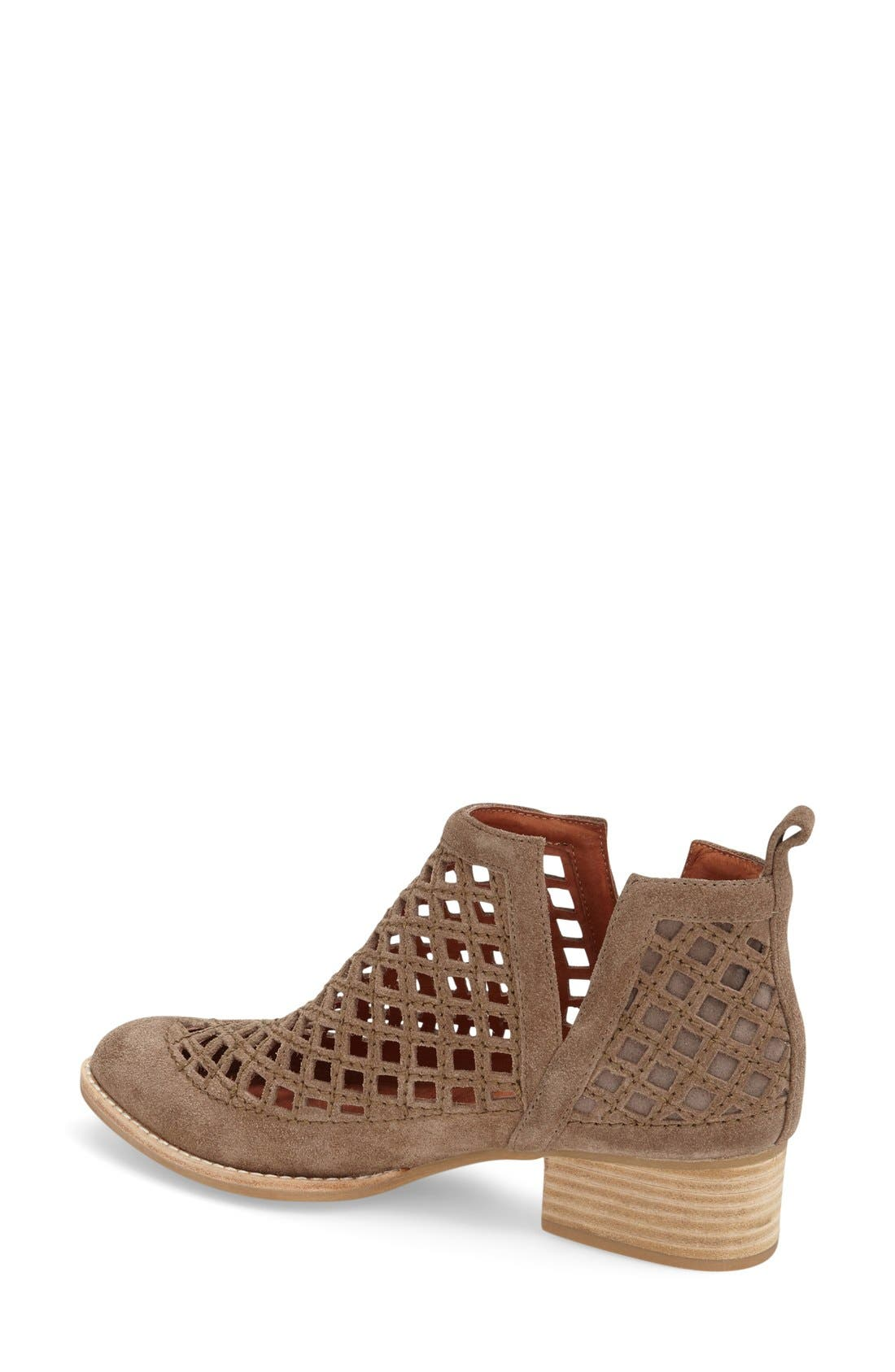 Alternate Image 2  - Jeffrey Campbell Taggart Ankle Boot (Women)