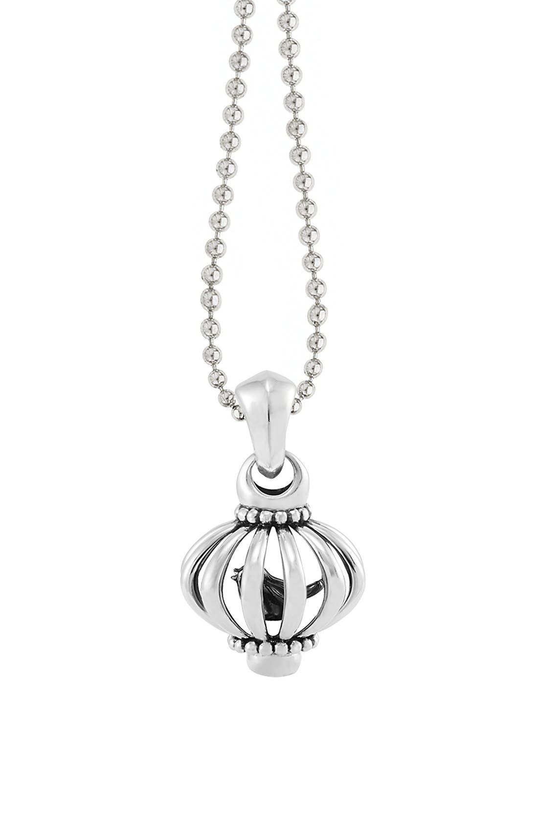 Alternate Image 3  - LAGOS Long Pendant Necklace