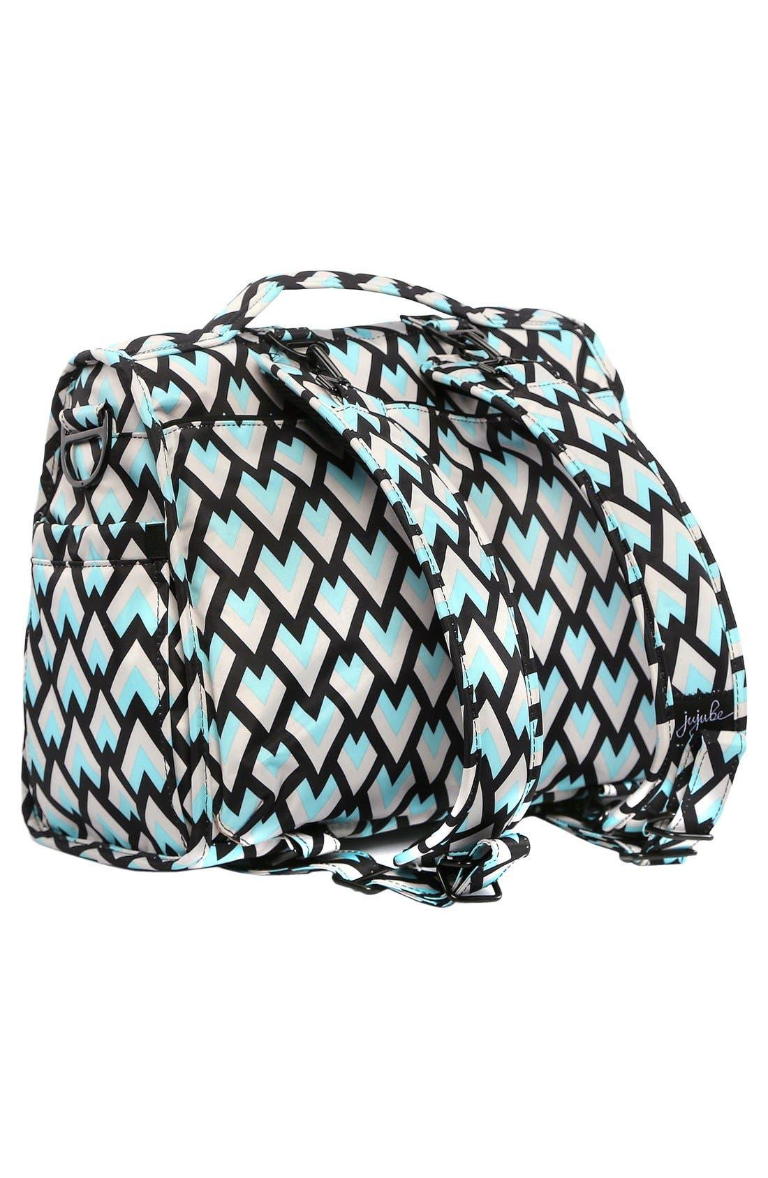 Alternate Image 5  - Ju-Ju-Be 'BFF - Onyx Collection' Diaper Bag