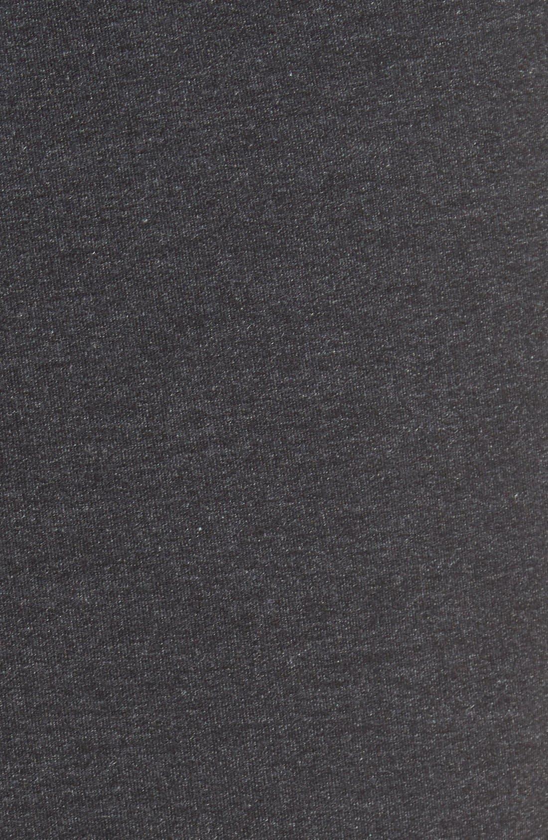 Alternate Image 5  - Nike Dri-FIT Fleece Training Pants