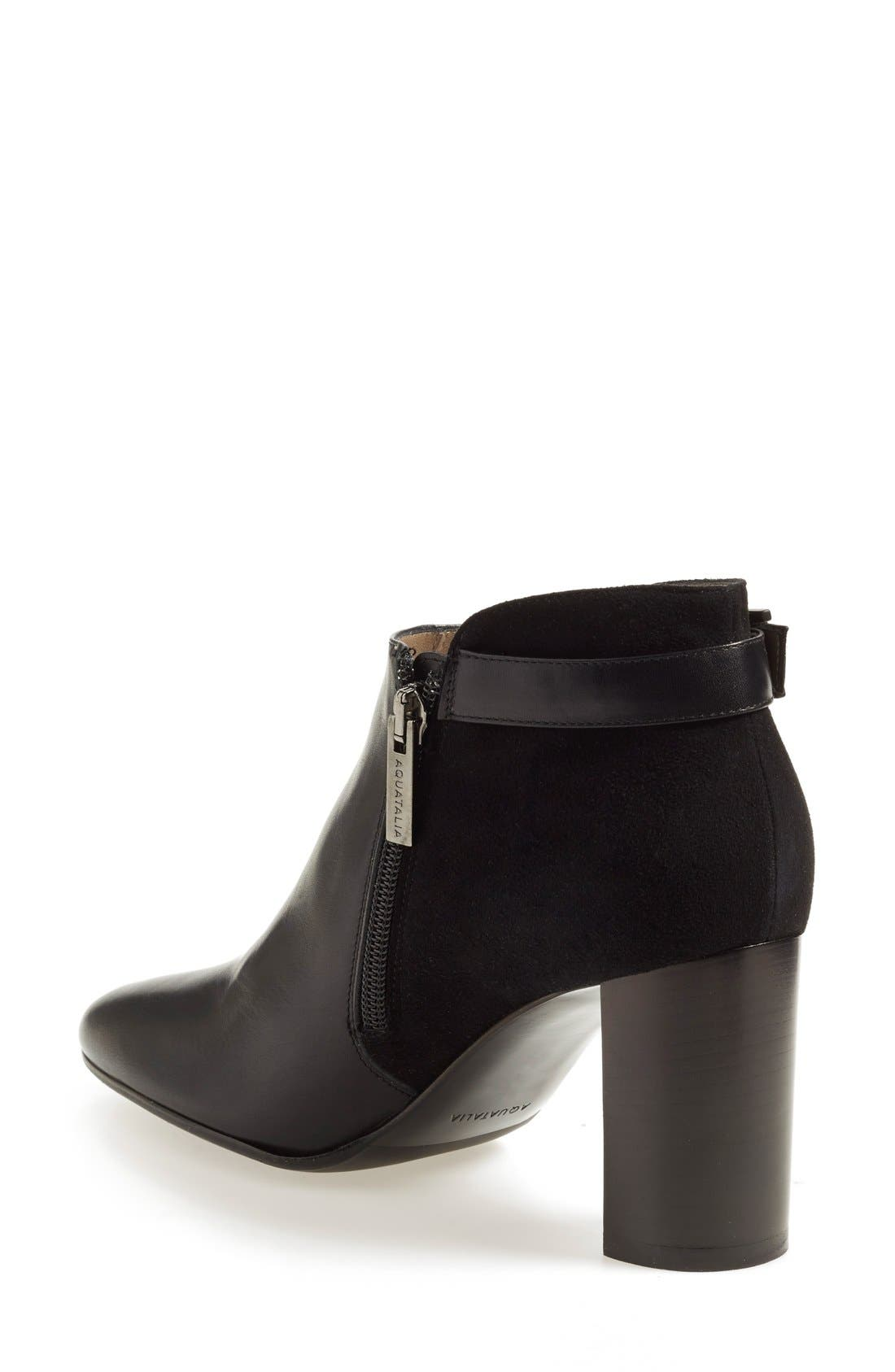 Alternate Image 2  - Aquatalia 'Verona' Weatherproof Bootie (Women) (Nordstrom Exclusive)