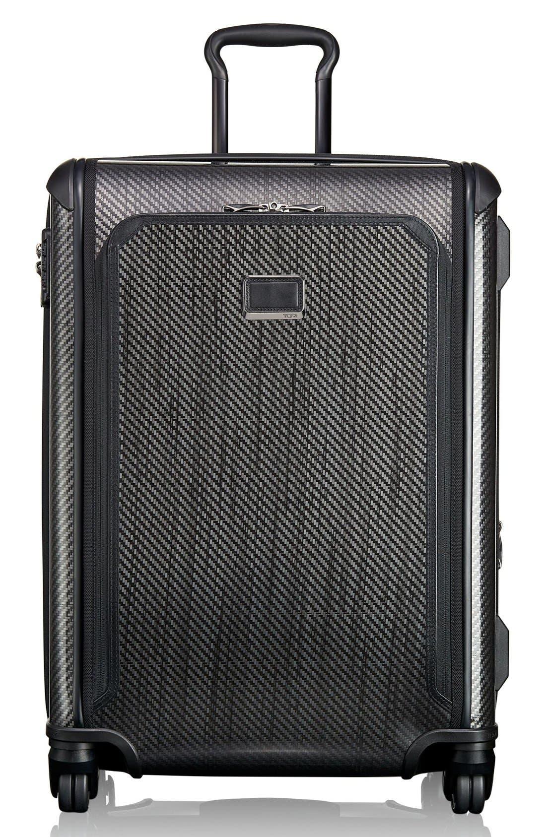 Tegra-Lite<sup>®</sup> Max Medium Trip 26-Inch Rolling Packing Case,                             Main thumbnail 1, color,                             Black Graphite