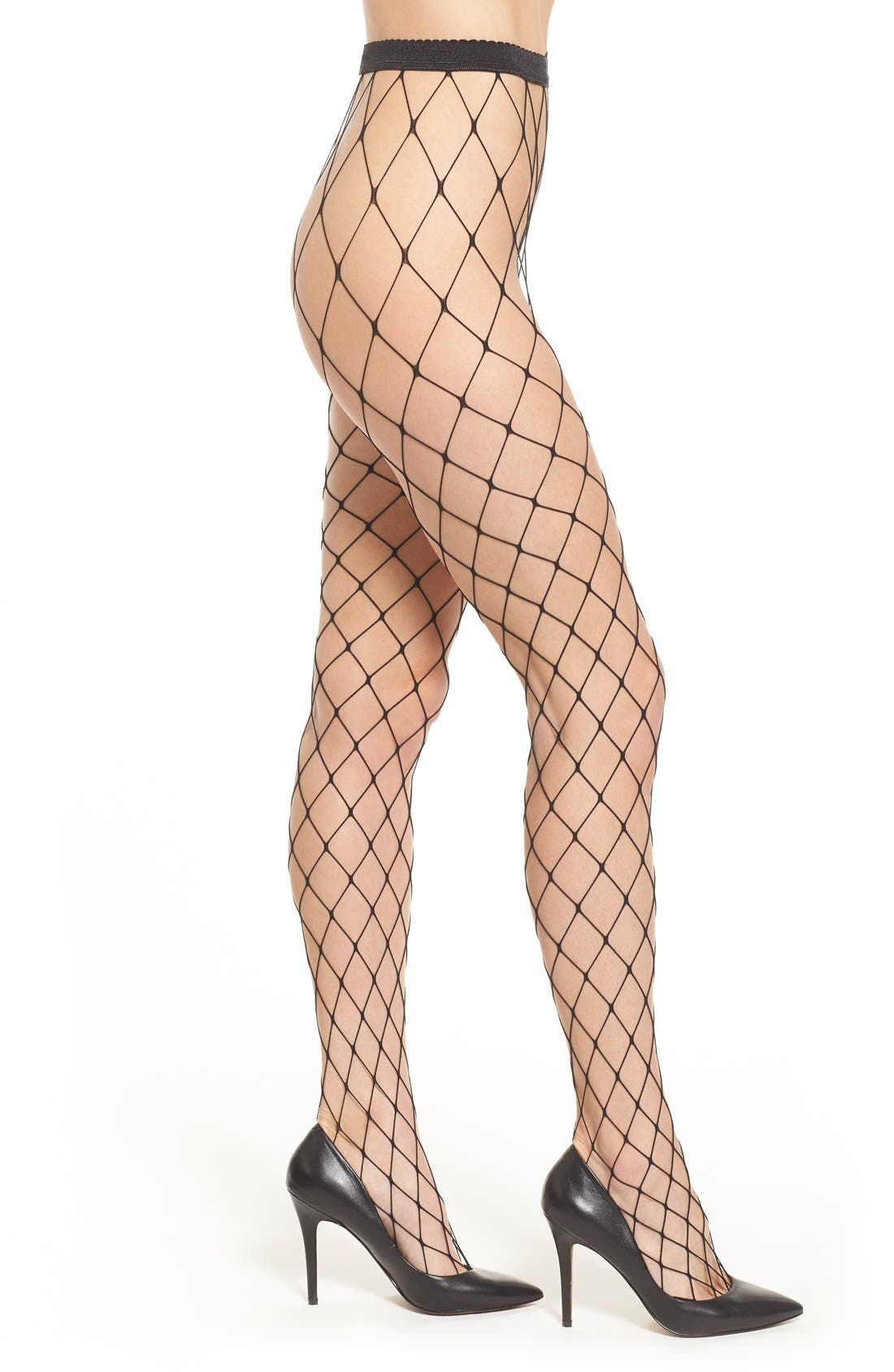 WOLFORD Kaylee Fishnet Tights