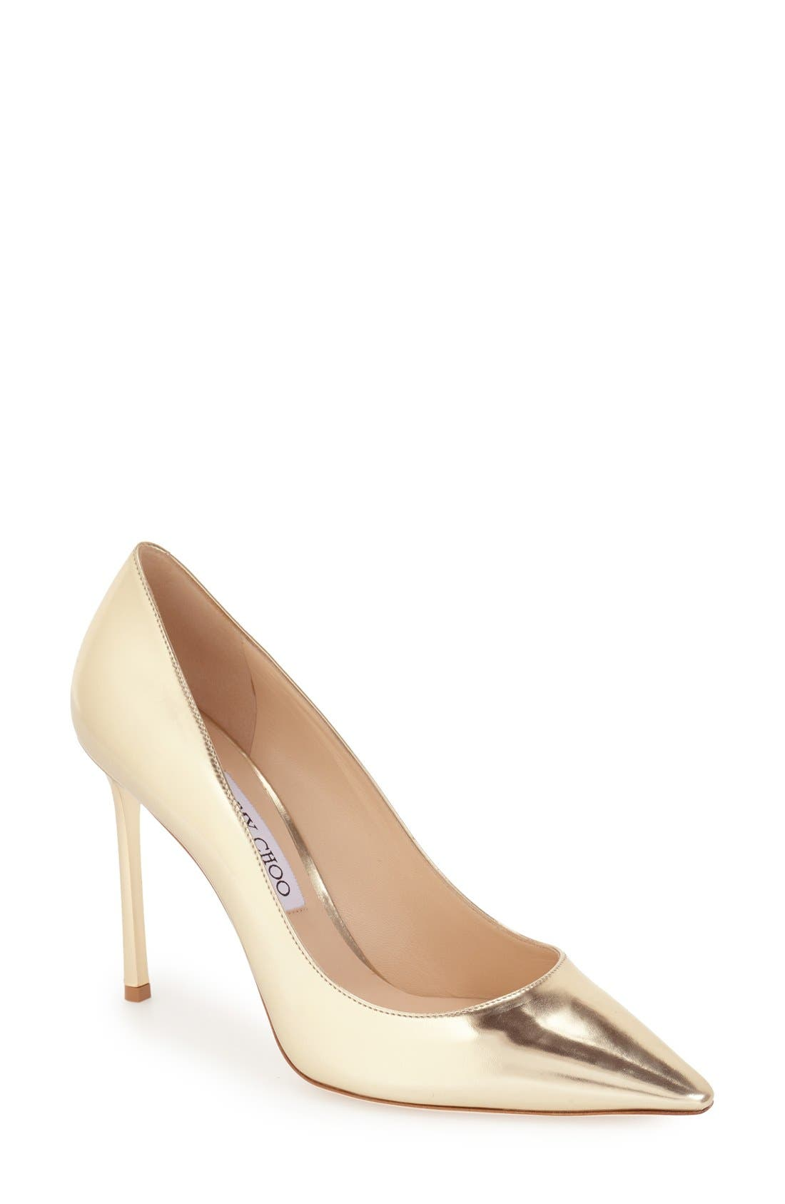 Main Image - Jimmy Choo 'Romy' Pointy Toe Pump (Women)