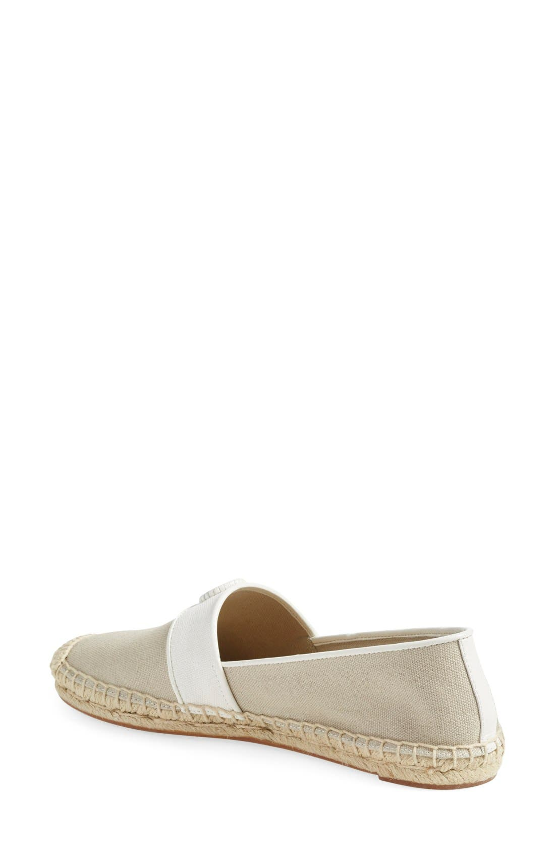 Alternate Image 2  - Tory Burch 'Lacey' Espadrille Flat (Women) (Nordstrom Exclusive)